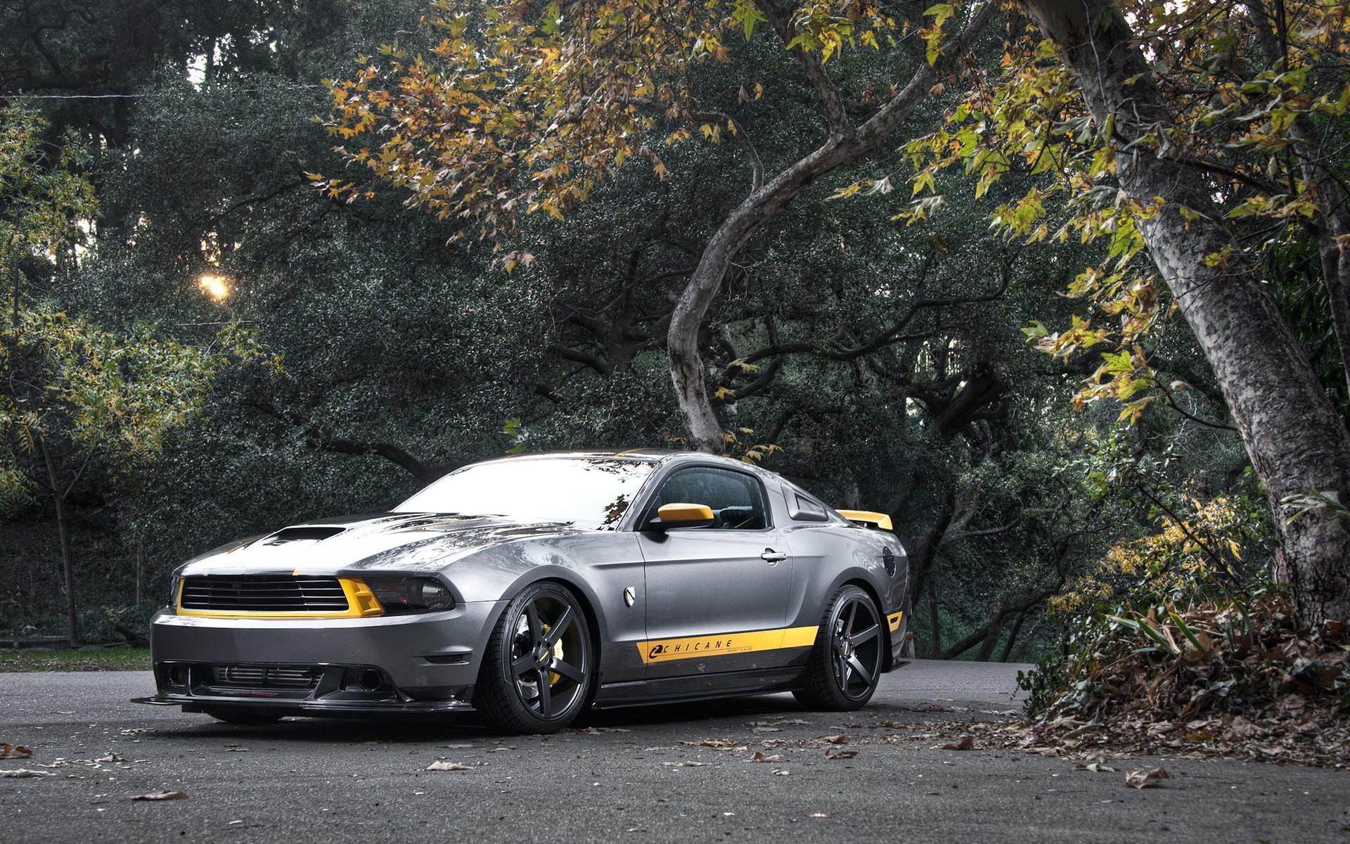 Fondos De Pantalla Vehículo Ford Mustang Coche Deportivo