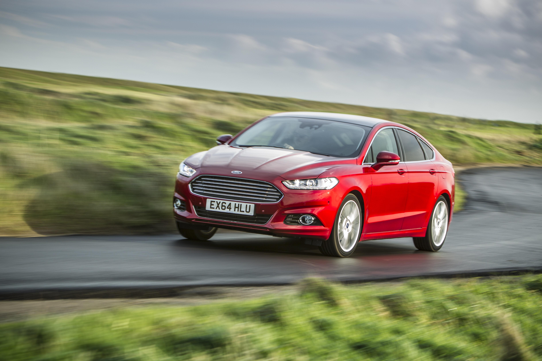 Новое поколение Ford Mondeo — долгожданный бизнес-класс ...