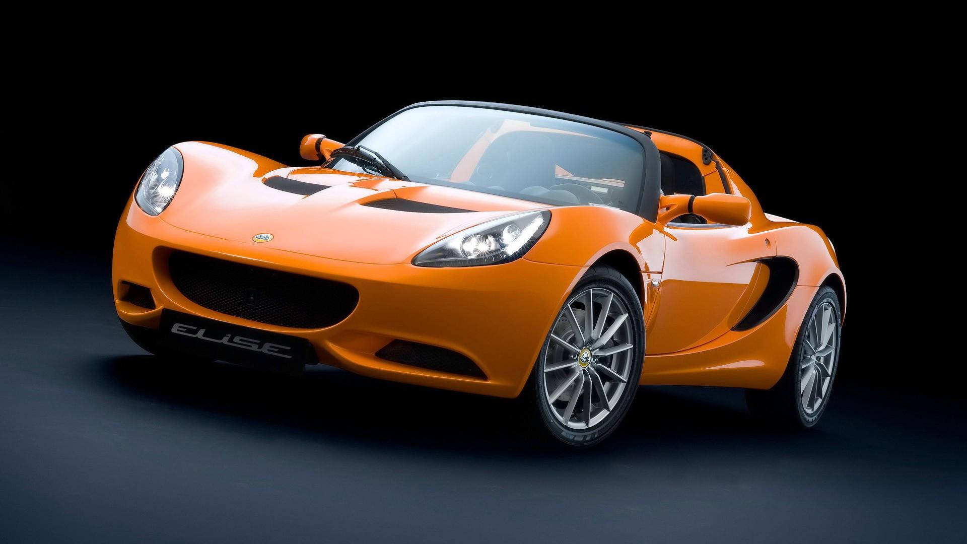 Wallpaper Lotus Elise Sports Car Performance Car Lotus