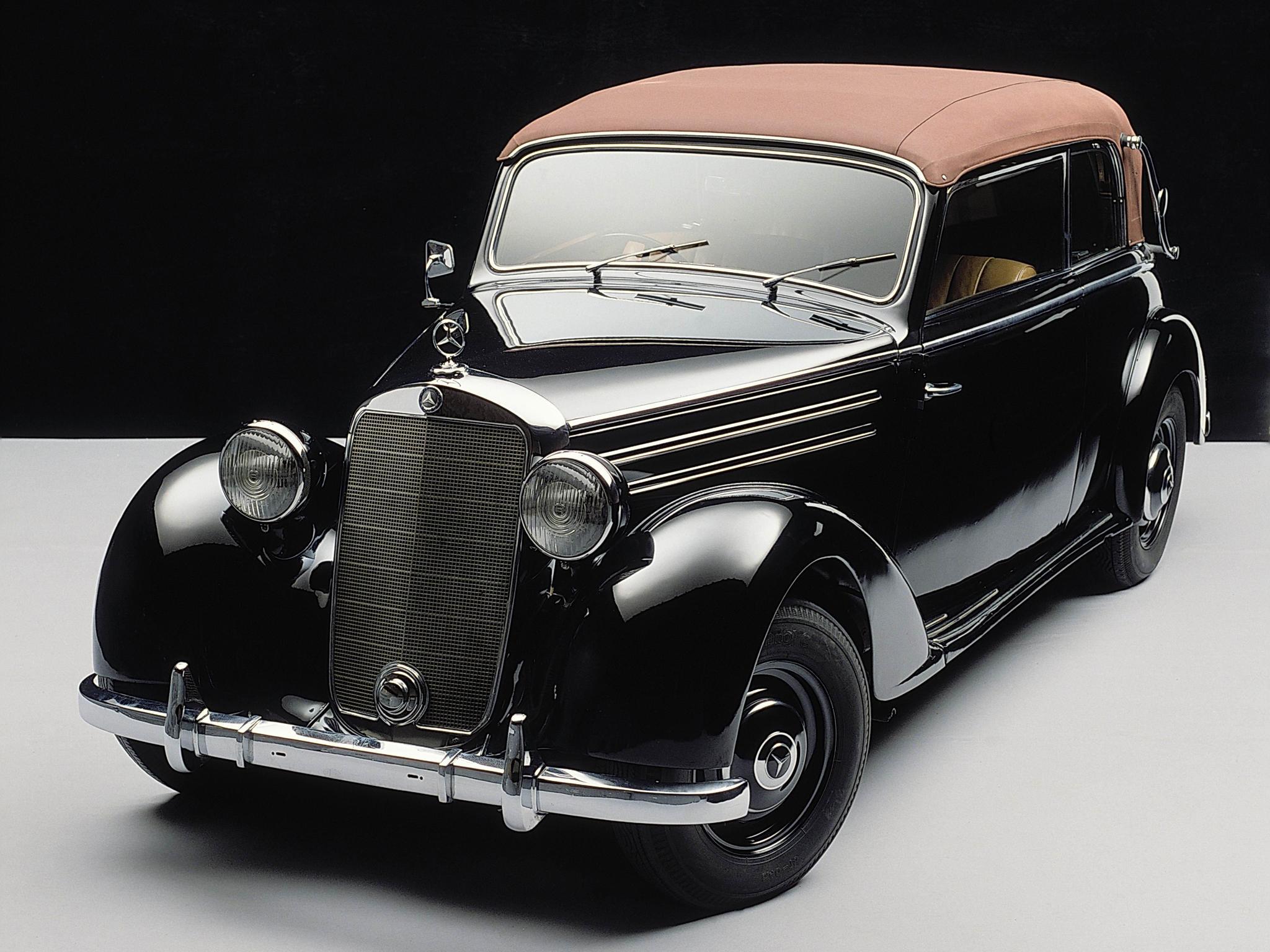 Wallpaper Mercedes Benz Luxury Vintage Car Classic Car Retro