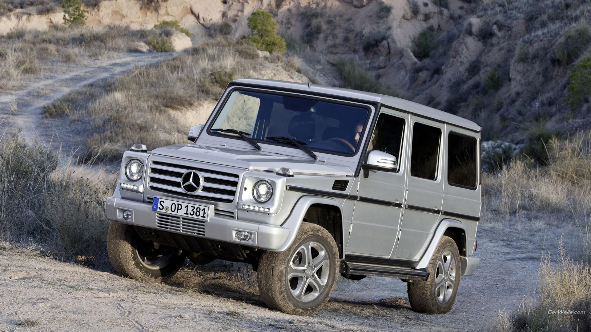 Wallpaper : car, Mercedes Benz, mercedes benz g class, silver cars