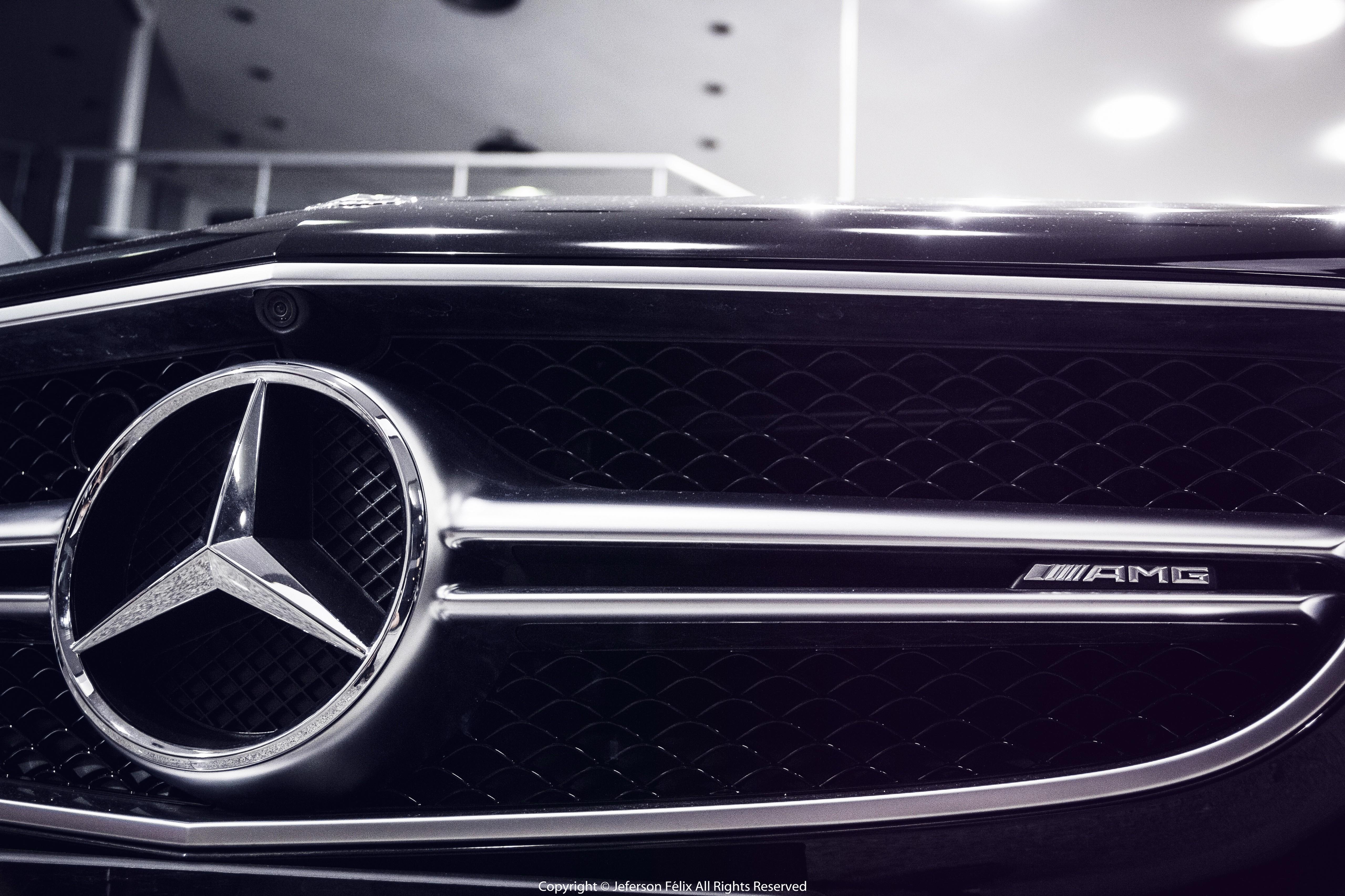 Fond D Ecran Mercedes Benz Voiture De Sport Voiture Performante