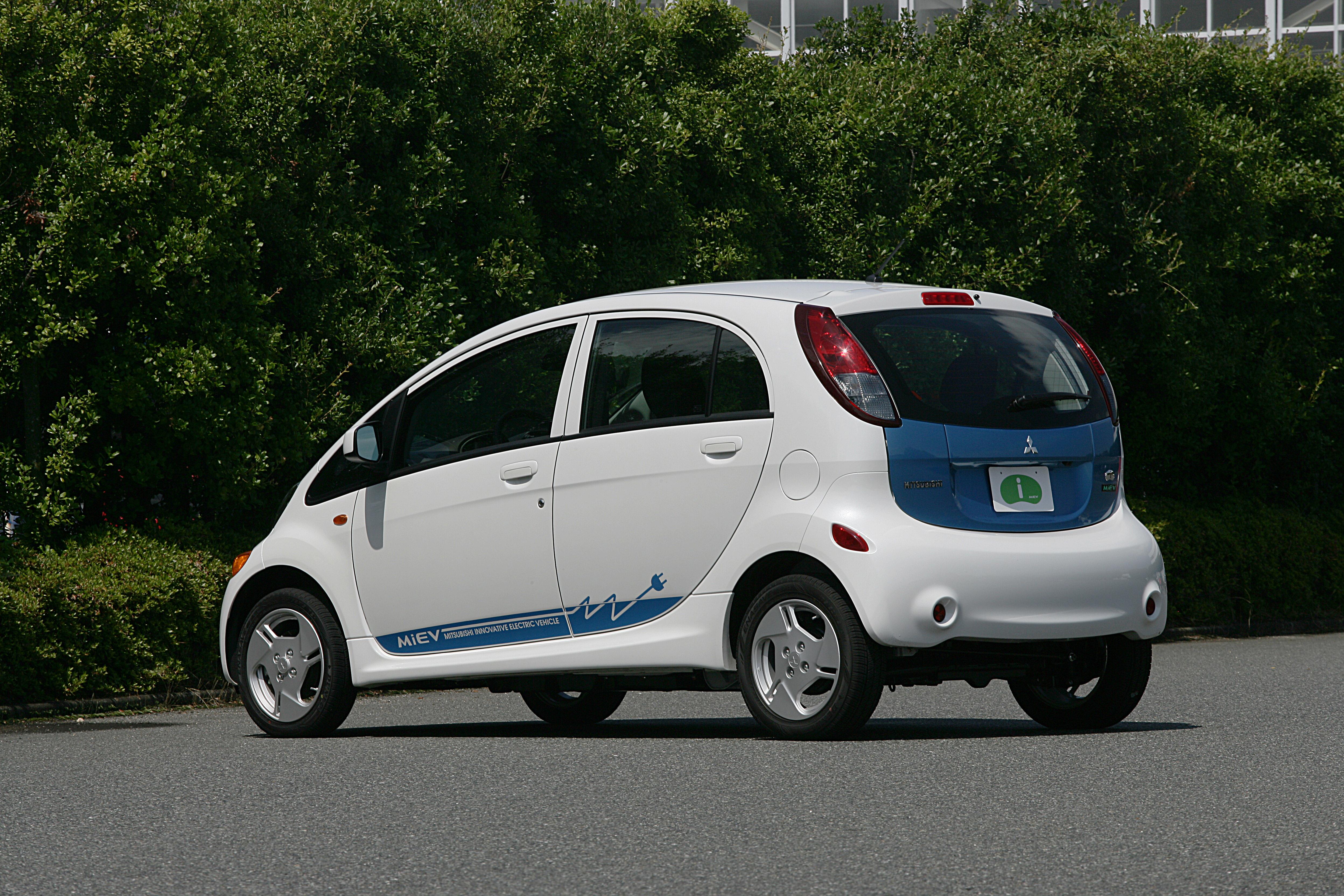 Mitsubishi Electric Car >> Wallpaper Mitsubishi Electric Car Netcarshow Netcar