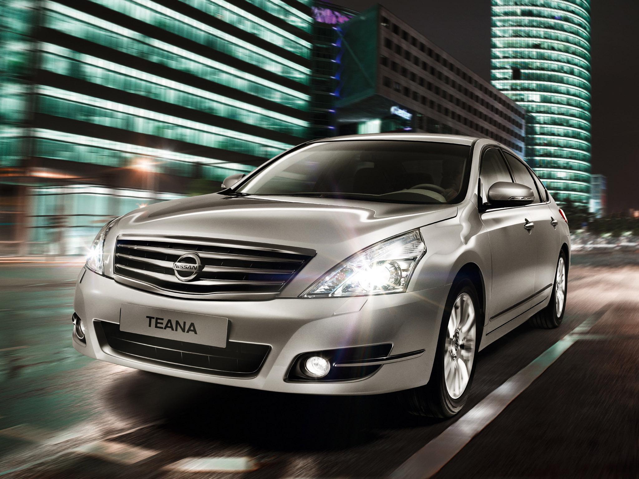 Nissan Teana 2013 otomobil