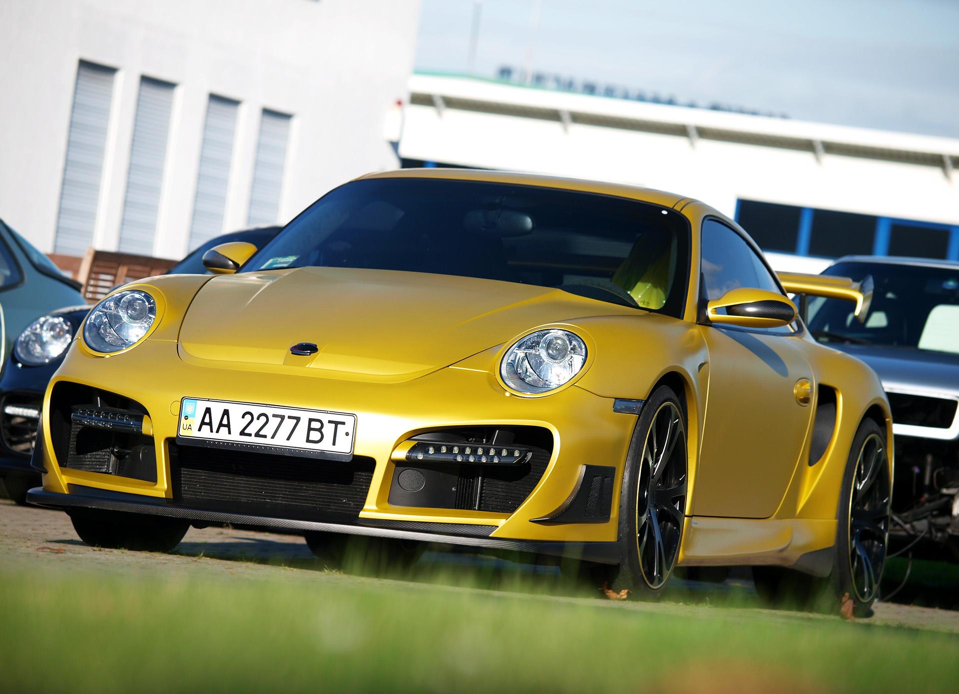 Обои Porsche cayman, Techart, car, тюнинг. Автомобили foto 13