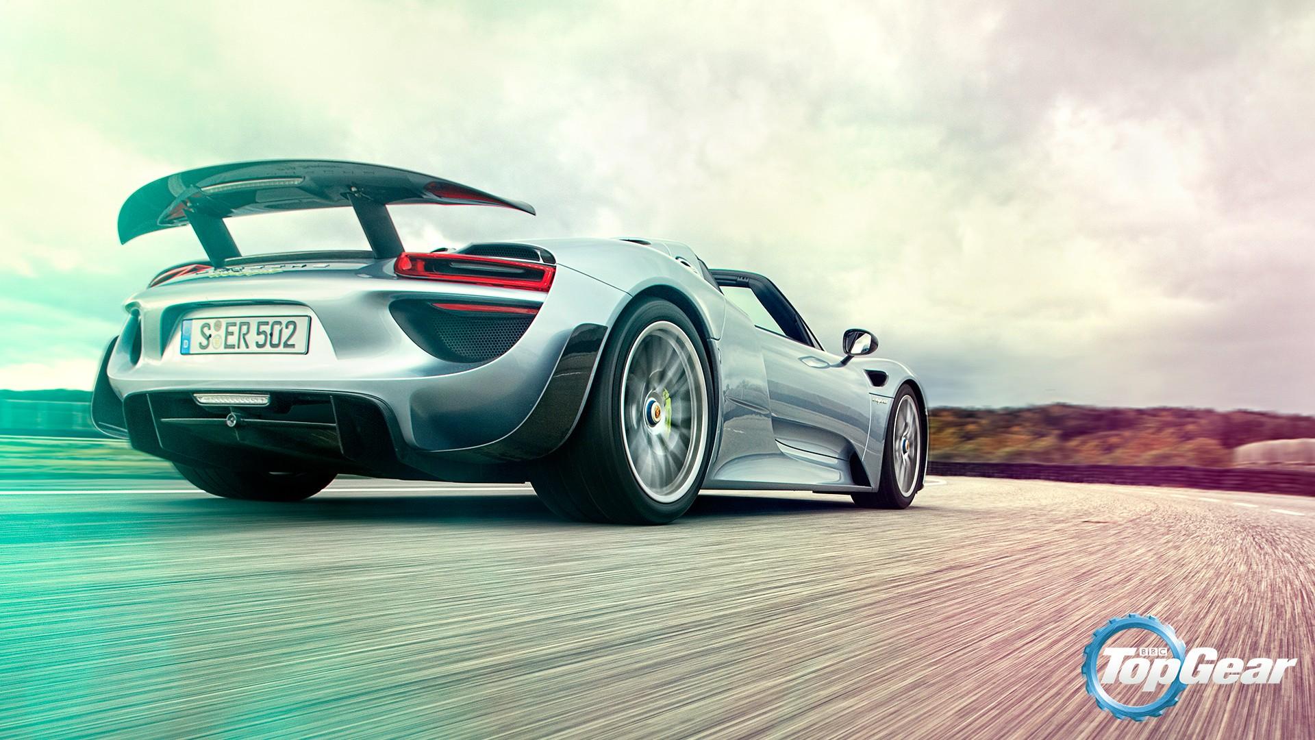 Car Vehicle Porsche Sports Performance 918 Spyder Top Gear Wheel Supercar Land