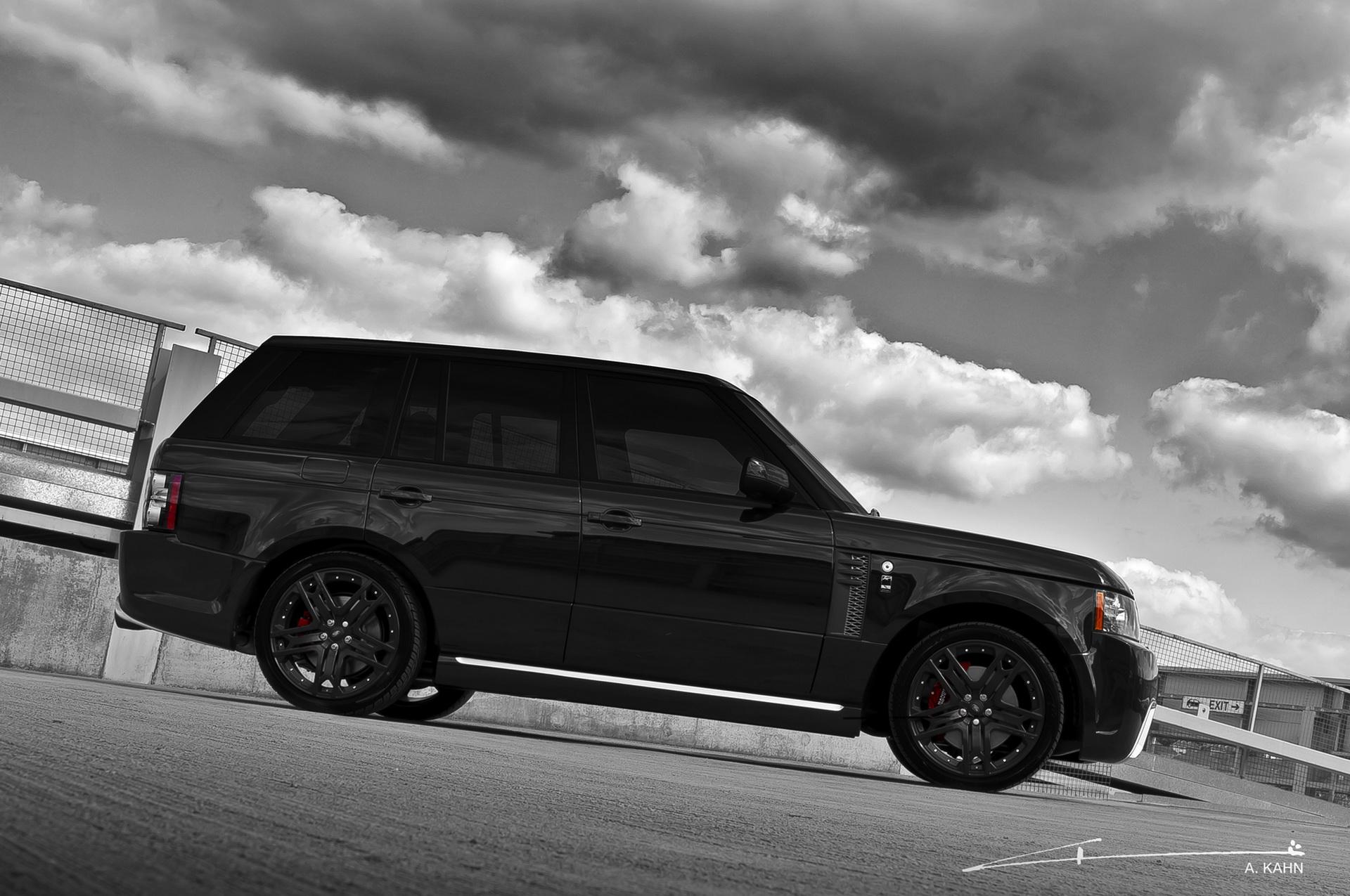 Fondos De Pantalla Vehículo Range Rover Show De Net