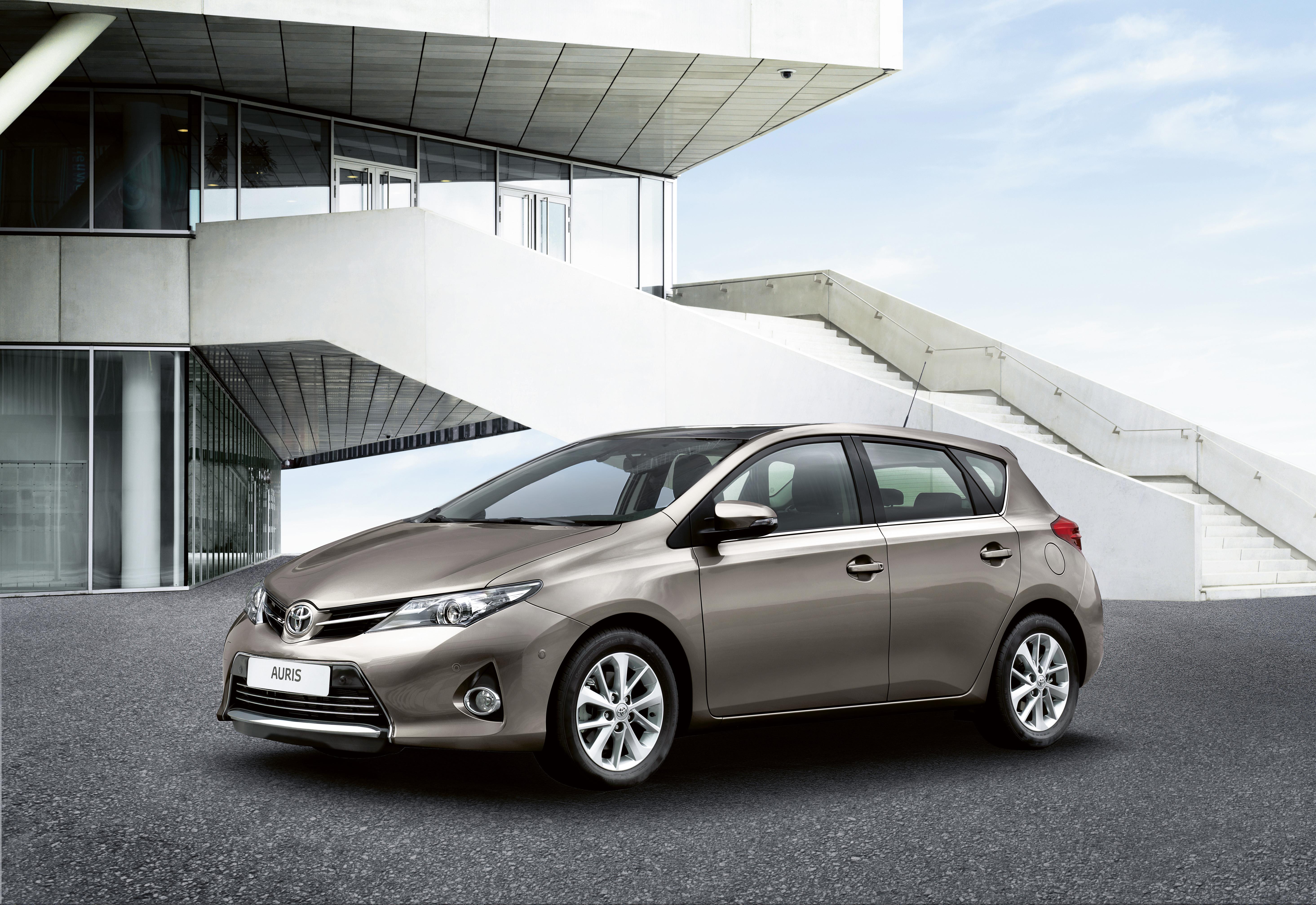 Купить Тойота Аурис цена 2017 Toyota Auris новый кузов ...