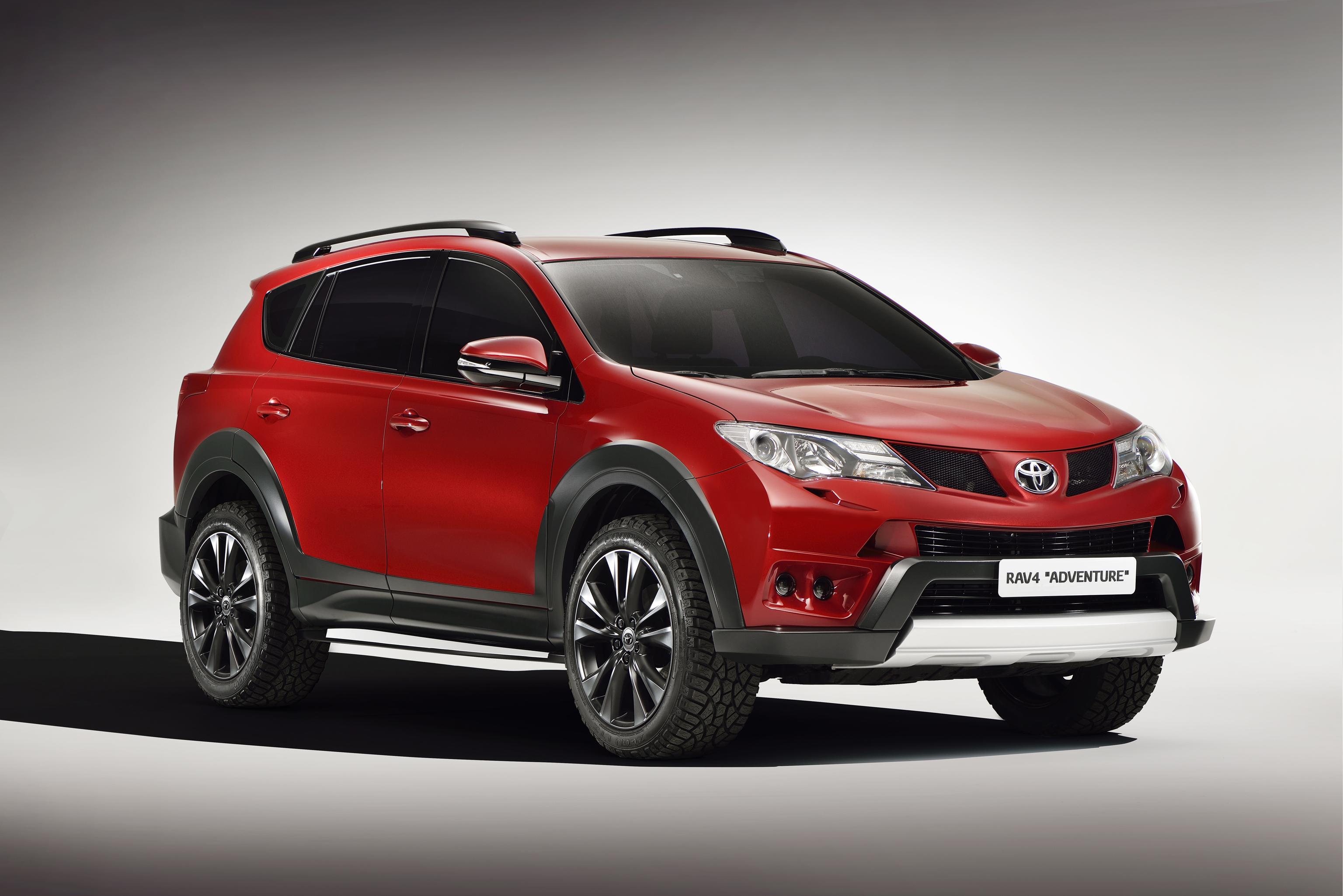 Toyota Рав 4 новая модель #11