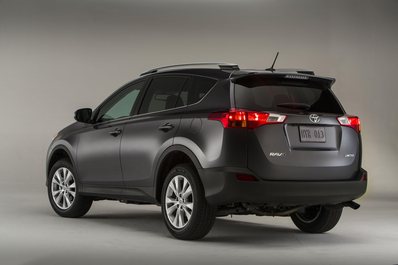 Toyota Рав 4 новая модель