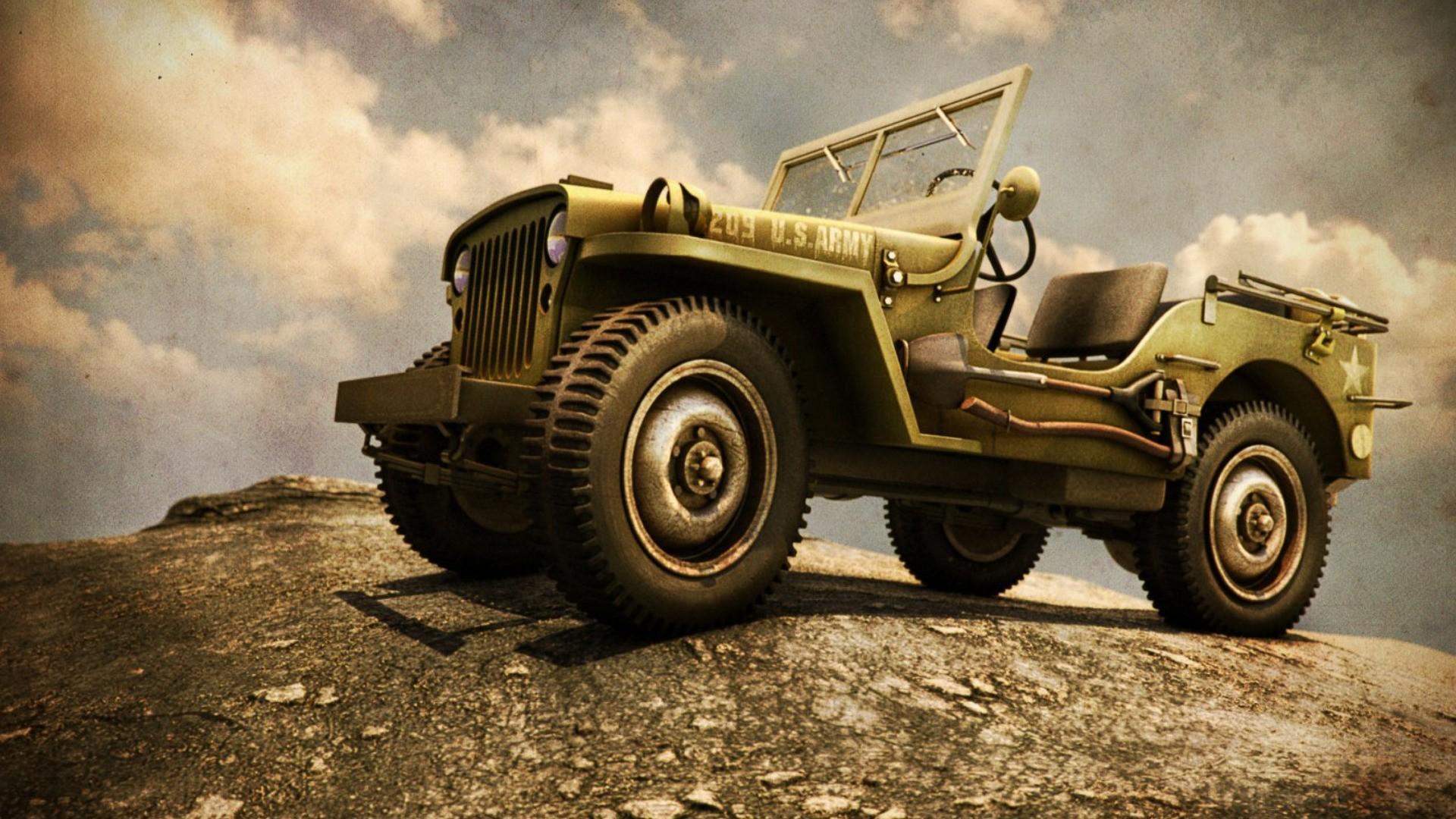 Giochi gratis di jeep