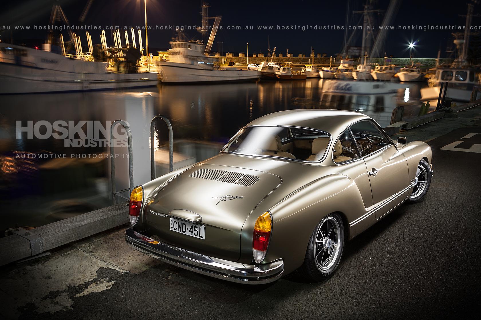 Volkswagen Luxury Car Brand