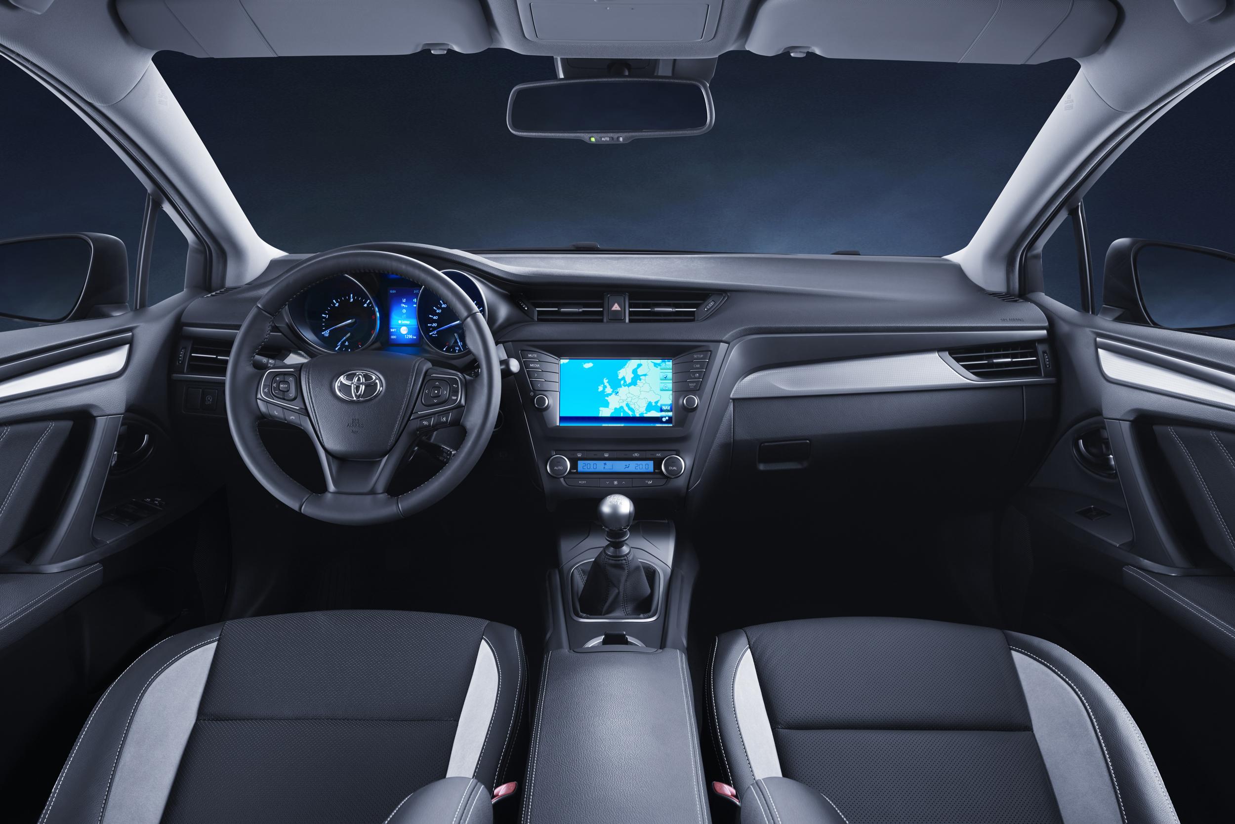 Фото Тойота Авенсис (Toyota Avensis)
