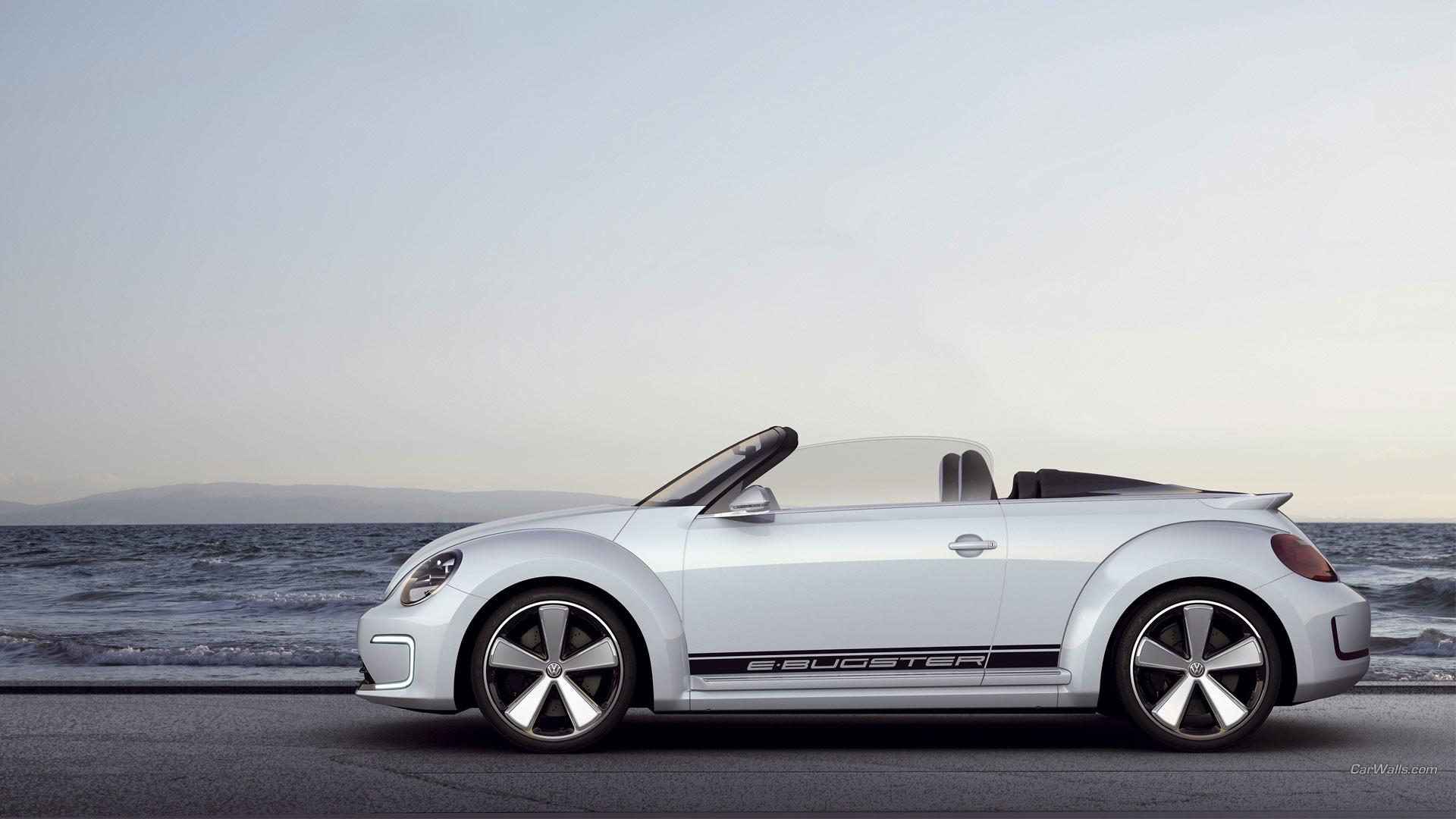 Car Vehicle Volkswagen Volkswagen Beetle Sports Car Convertible VW E  Bugster Wheel Land Vehicle Automotive Design