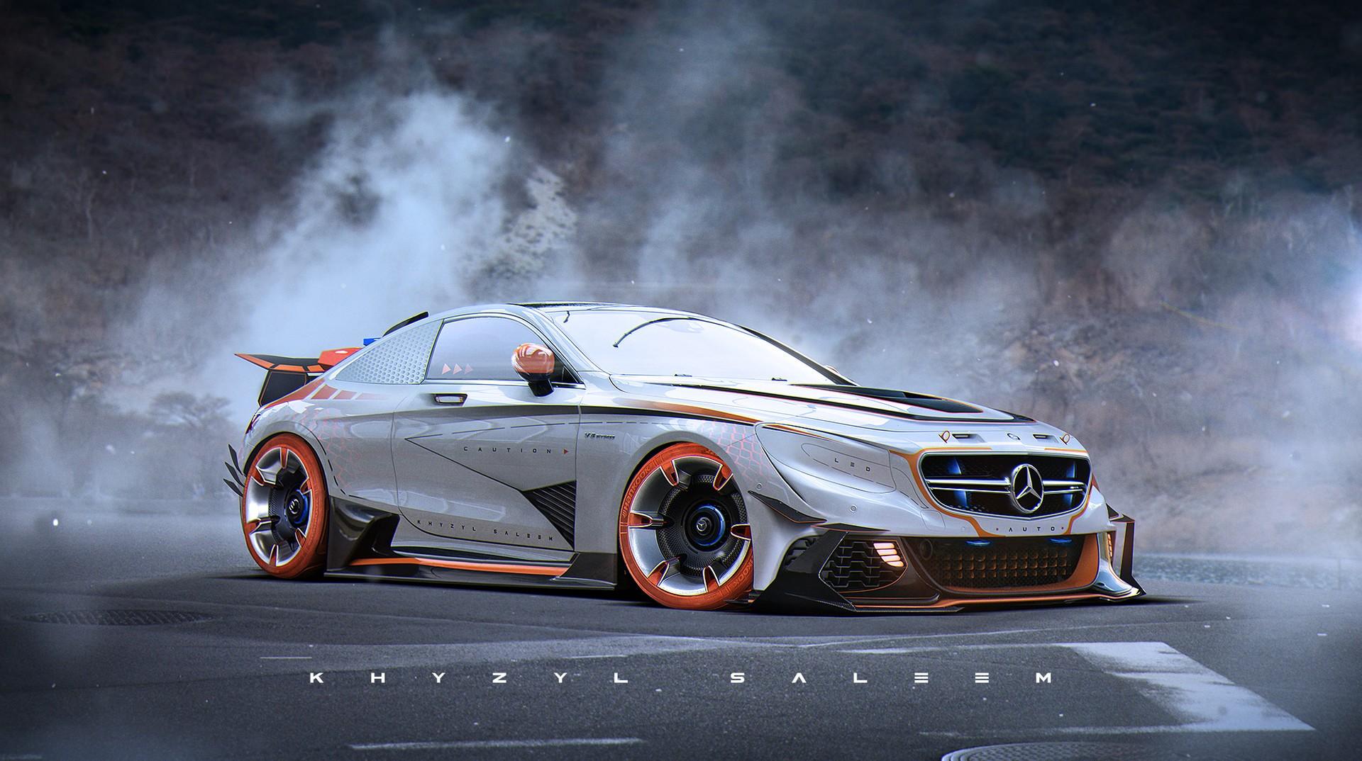Mazda Furai Vehículos Supercars Hd Fondos De Pantalla: Fondos De Pantalla : Vehículo, Obra De Arte, Mercedes