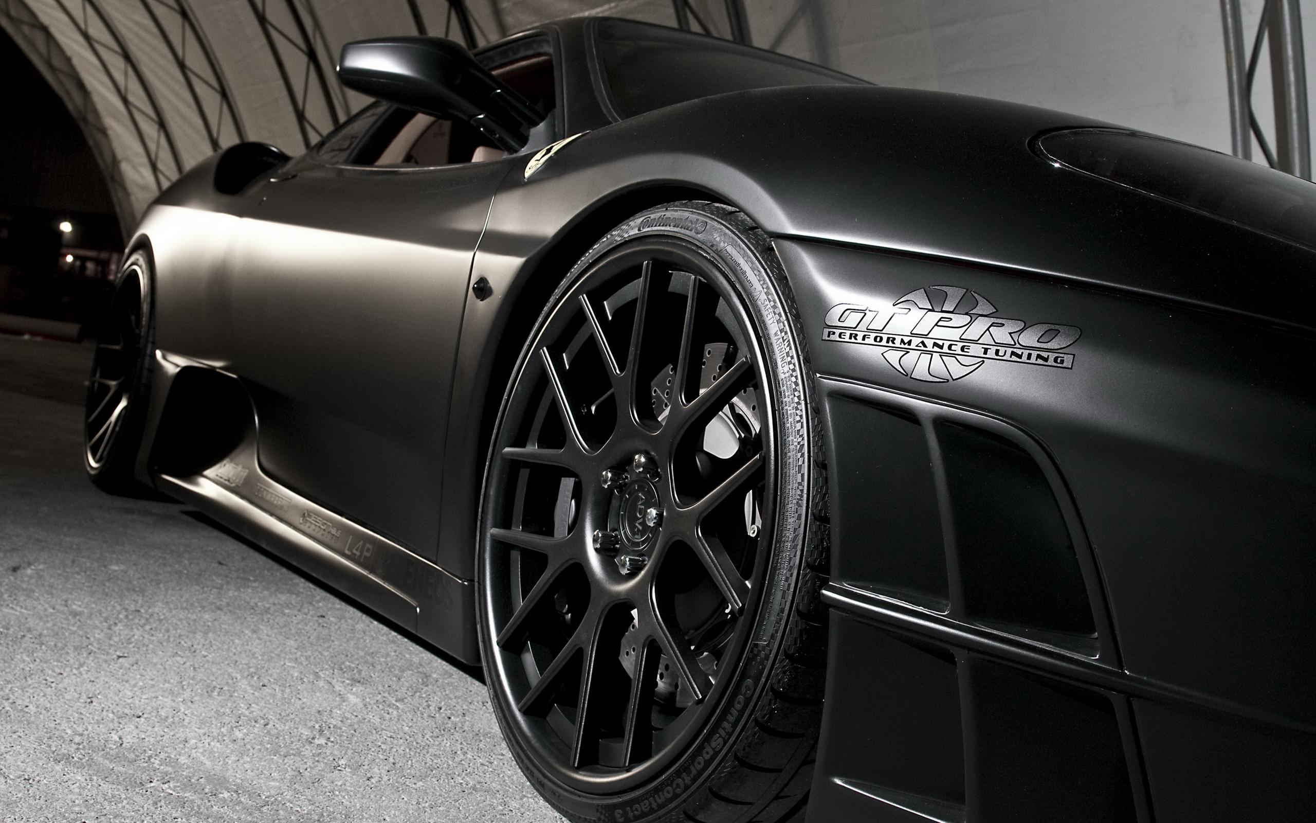 Wallpaper Black Cars Sports Car Ferrari Performance Car