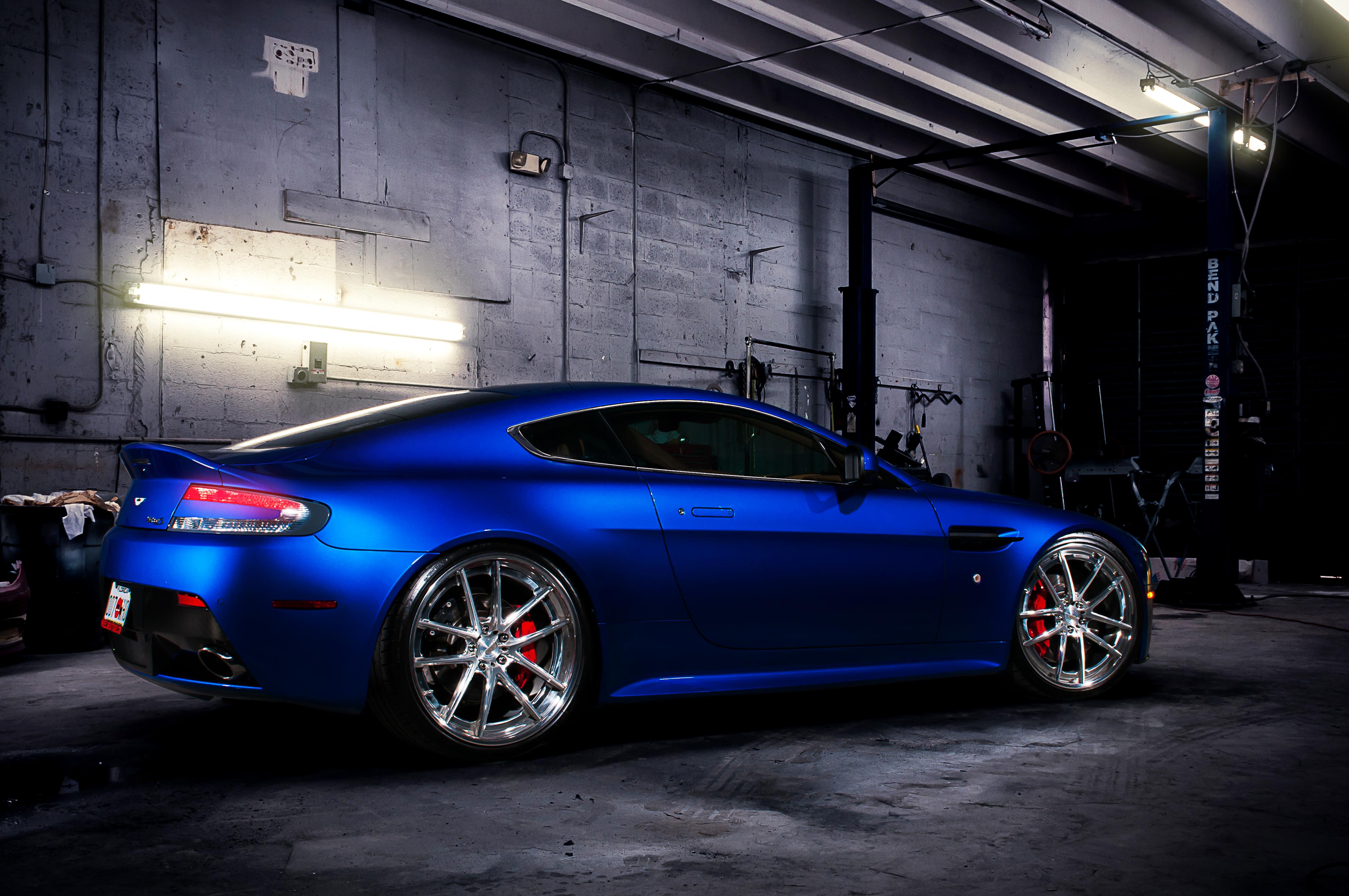 Wallpaper : Blue, Technology, Nikon, Wheels, Sports Car, Garage, Miami, Aston  Martin DBS, Coupe, Rims, Florida, Performance Car, Aston Martin DB9, Aston  ...