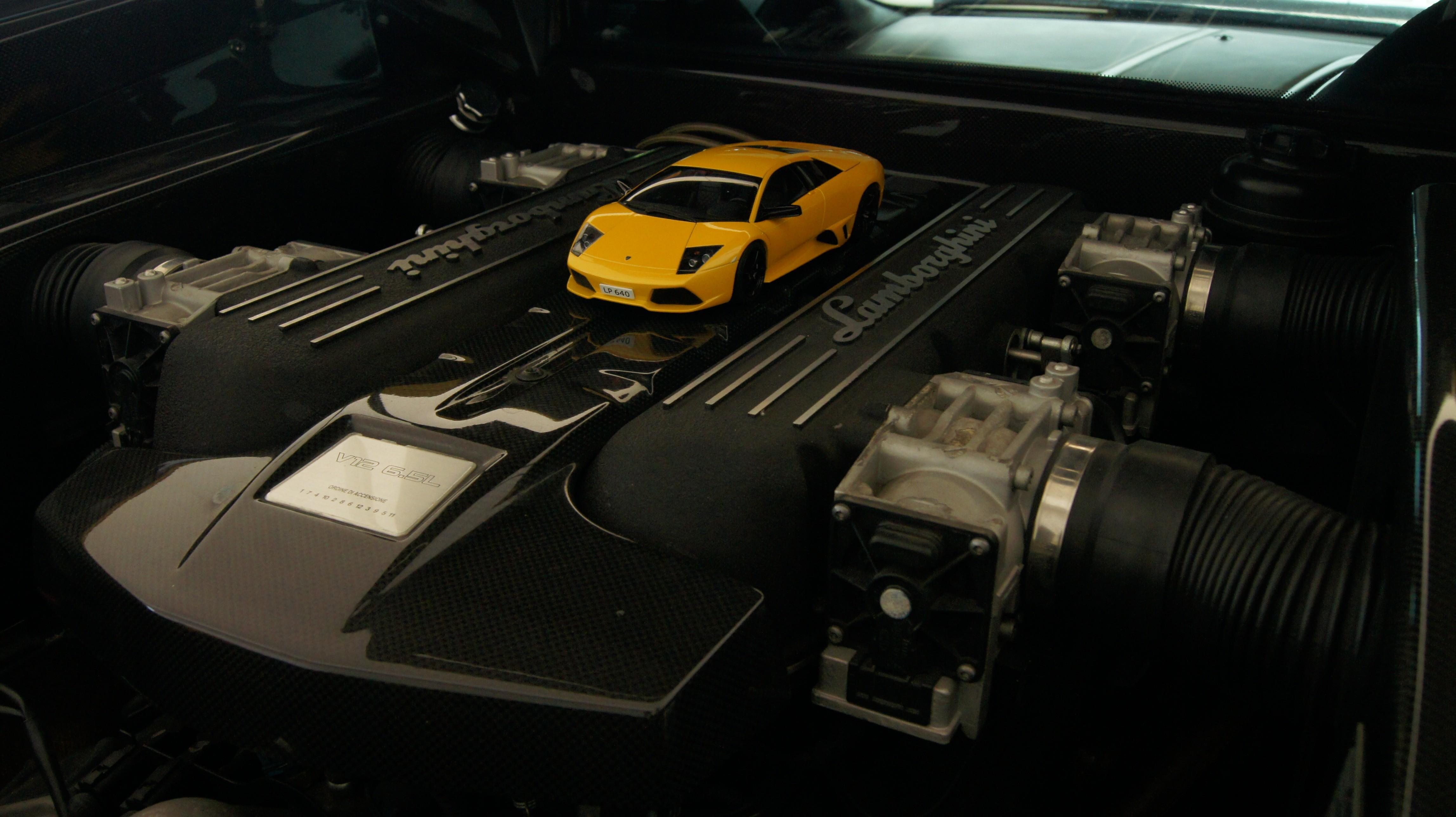 Car Vehicle Engines Sports Lamborghini Murcielago Engine Supercar Land Automobile Make Sport Utility
