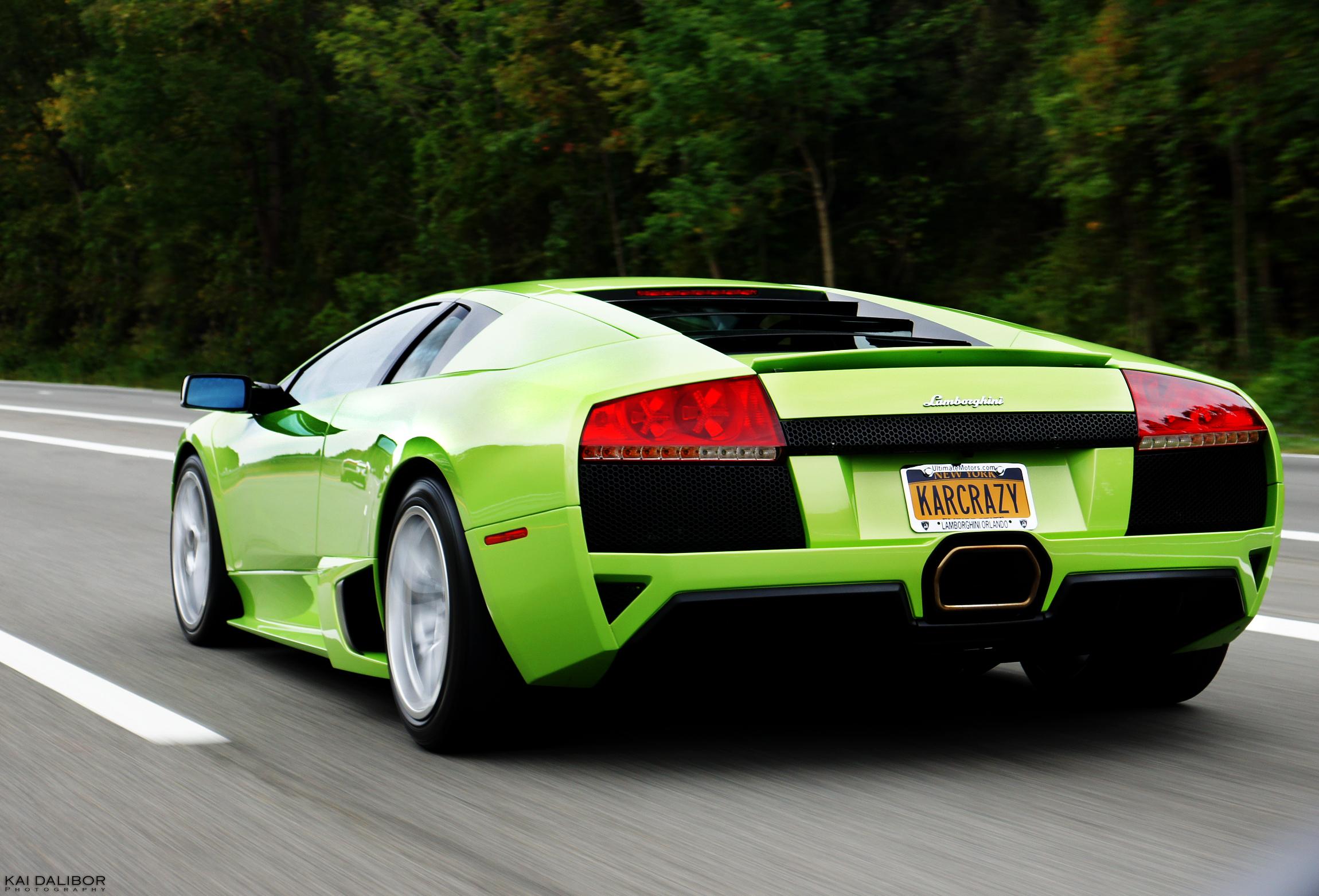 Wallpaper Green Sony Usa Lamborghini Gallardo Sports Car