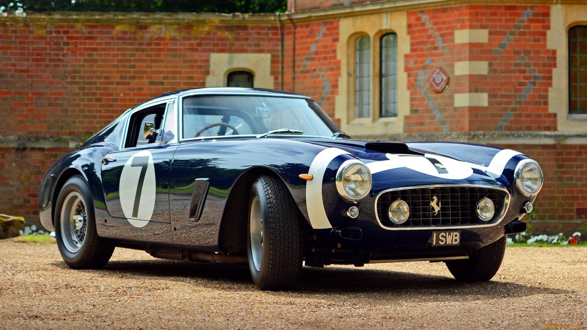 Wallpaper  old car, sports car, classic car, Convertible
