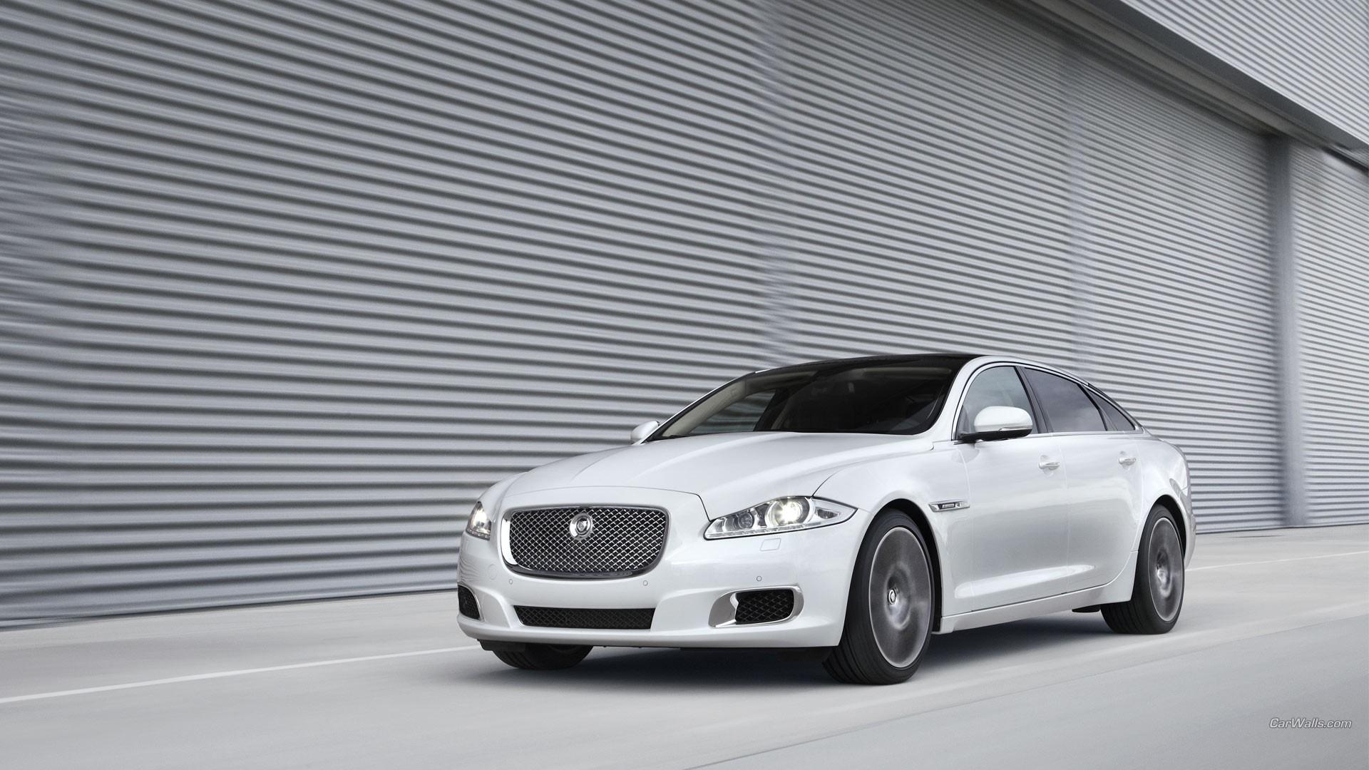 car vehicle performance car Sedan Jaguar XJ wheel 1920x1080 px land vehicle automotive design automotive exterior