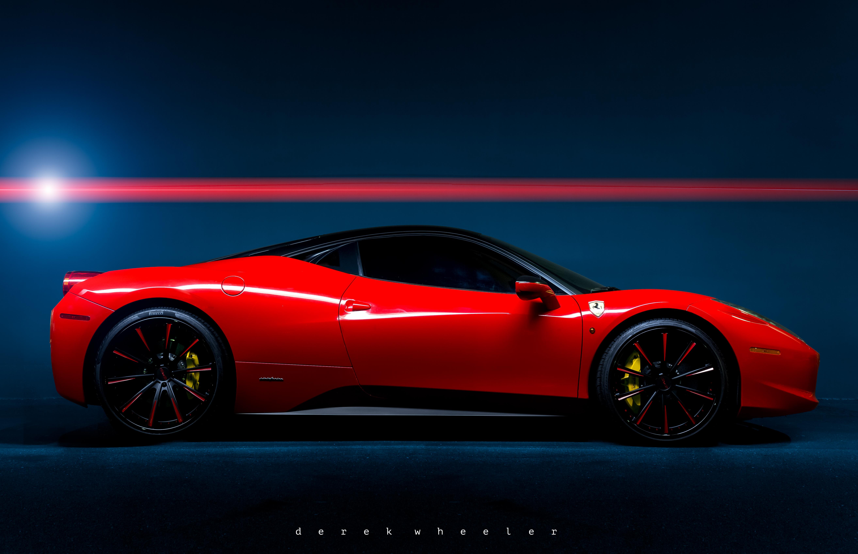 (En çok aranan) Ferrari Araba Boyama
