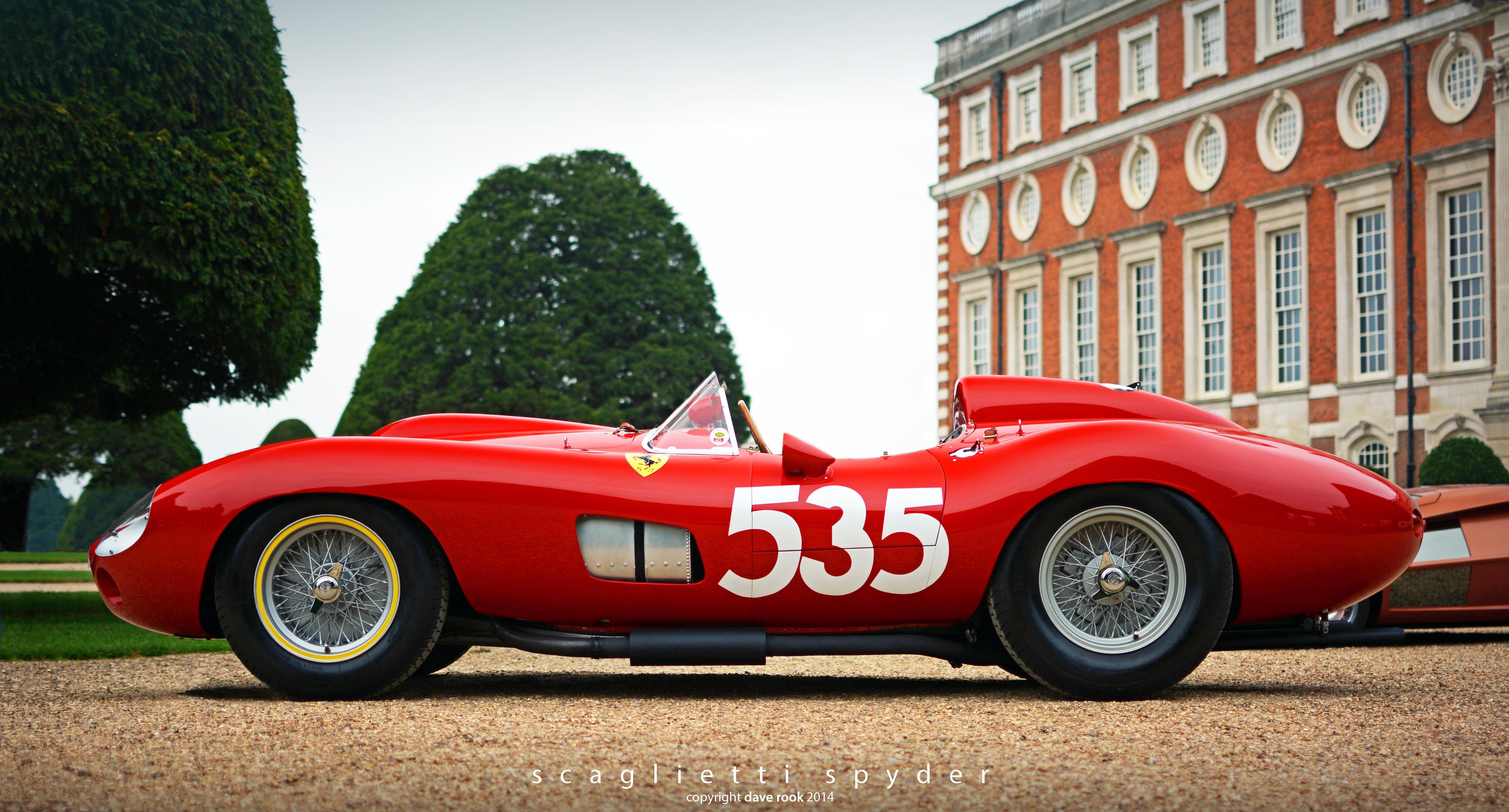 Fond d 39 cran v hicule voiture de course design - Photo voiture de course ferrari ...