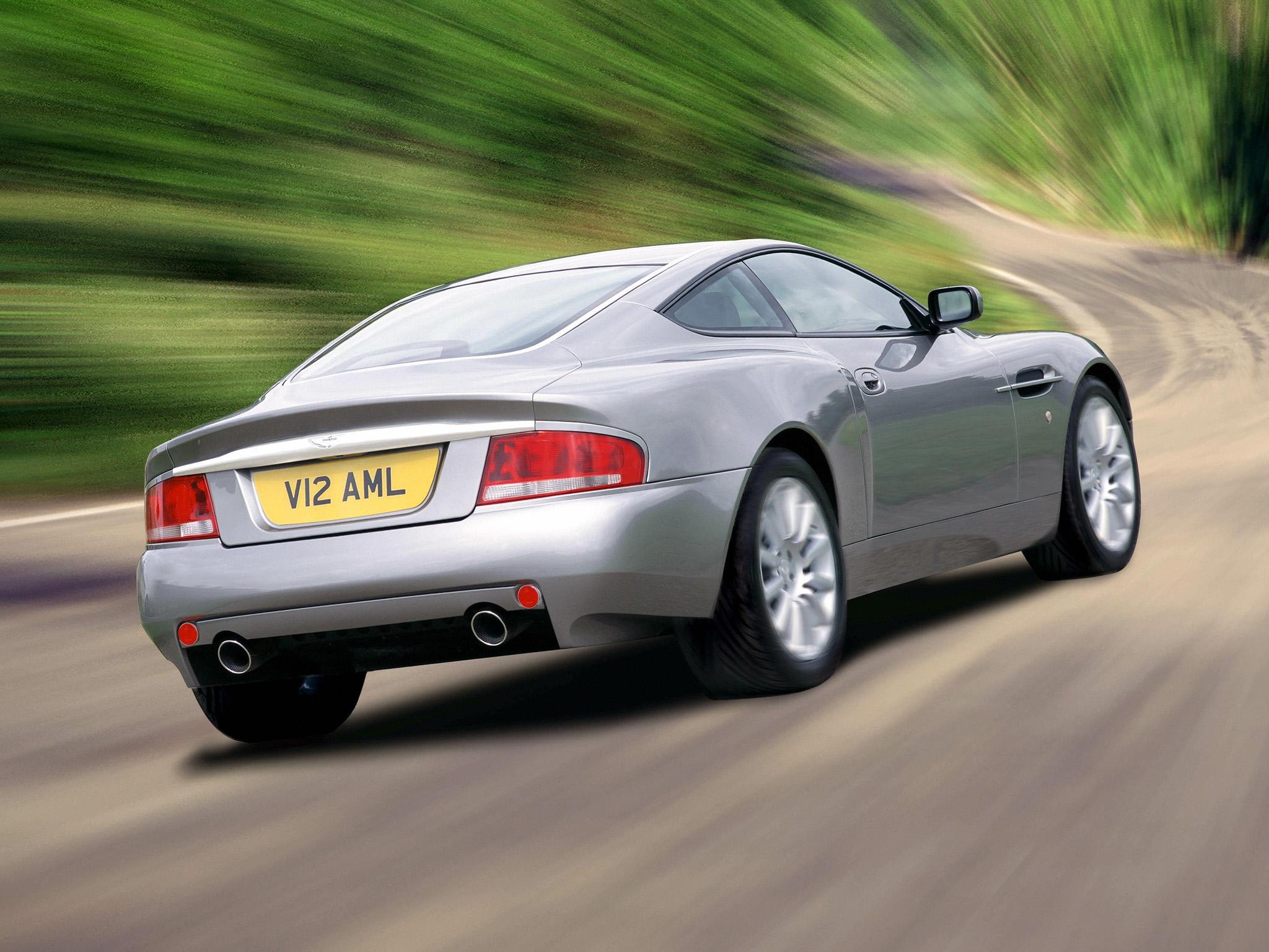 Wallpaper : Rear View, Sports Car, Aston Martin, Aston Martin DBS, Silver,  Coupe, Performance Car, Aston Martin DB9, Aston Martin Vanquish, Aston  Martin ...