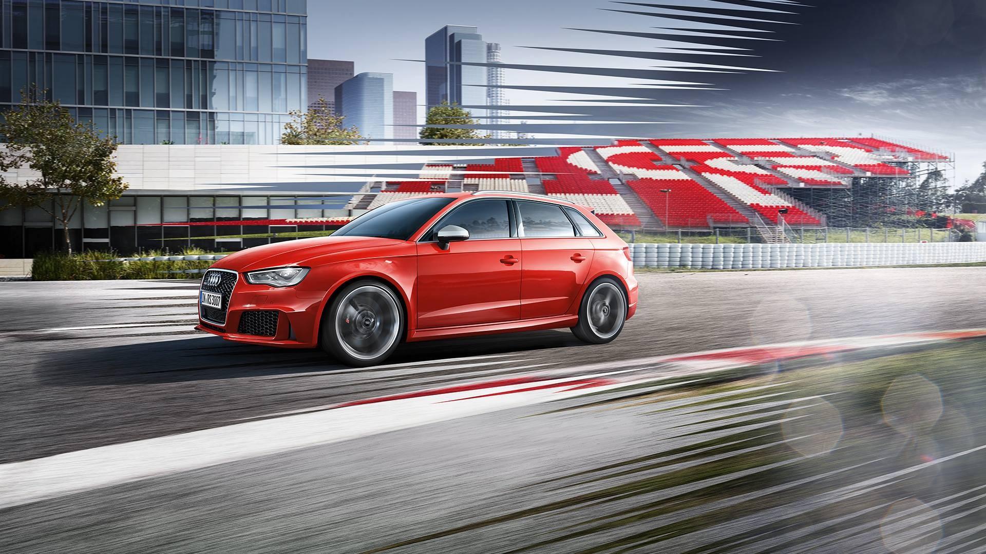 Wallpaper : red cars, Audi S3, sports car, Audi RS3, wheel