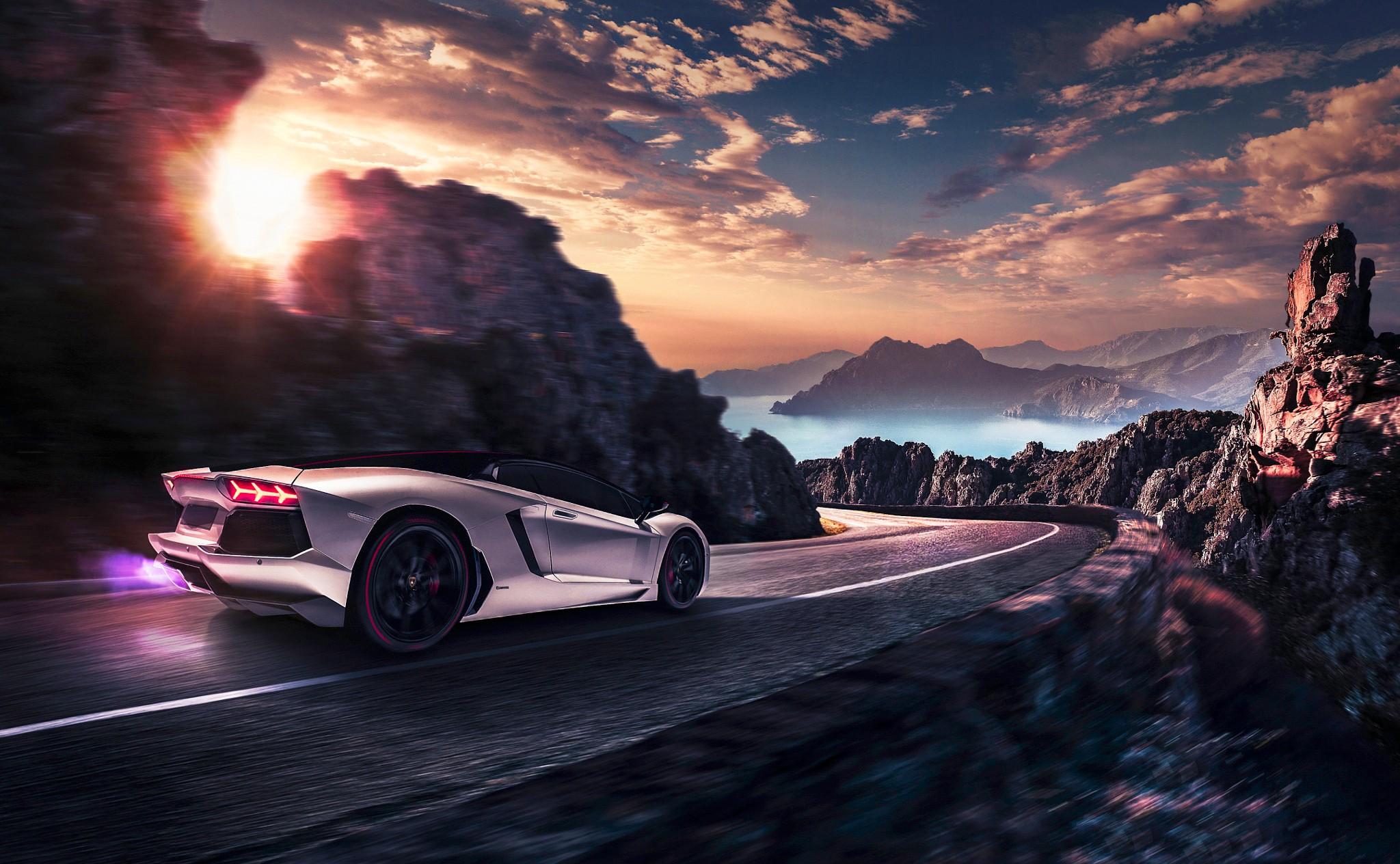 Hình nền : xe hơi, Xe, đường, Tác phẩm nghệ thuật, Lamborghini, xe thể thao, Chuyển động mờ, Siêu xe, Ảnh chụp màn hình, Hình nền máy tính, Thiết kế ô tô, ...