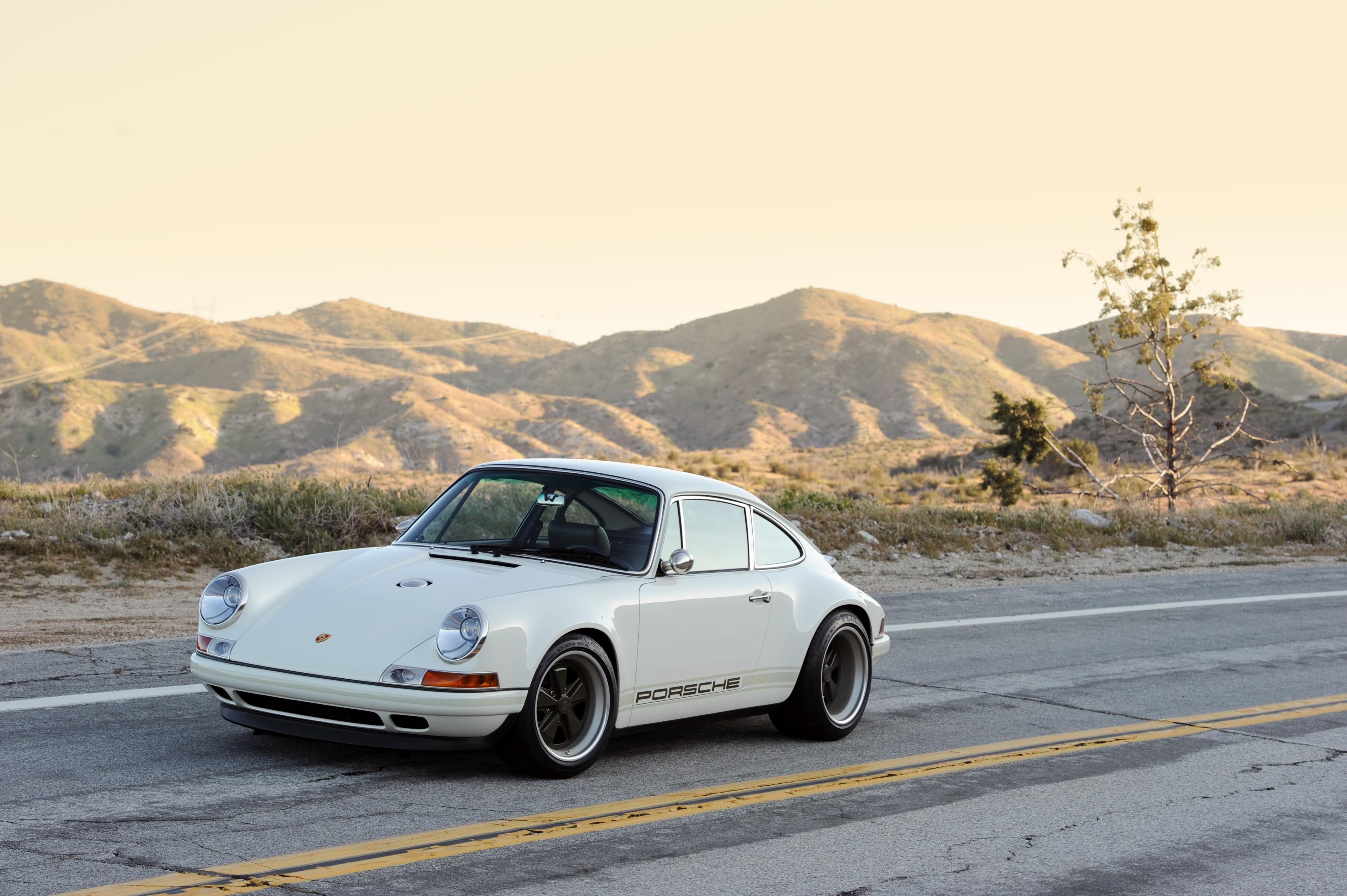 Porsche 911 Sport Classic Wallpaper: Wallpaper : Singer, Porsche 911, Sports Car, Coupe