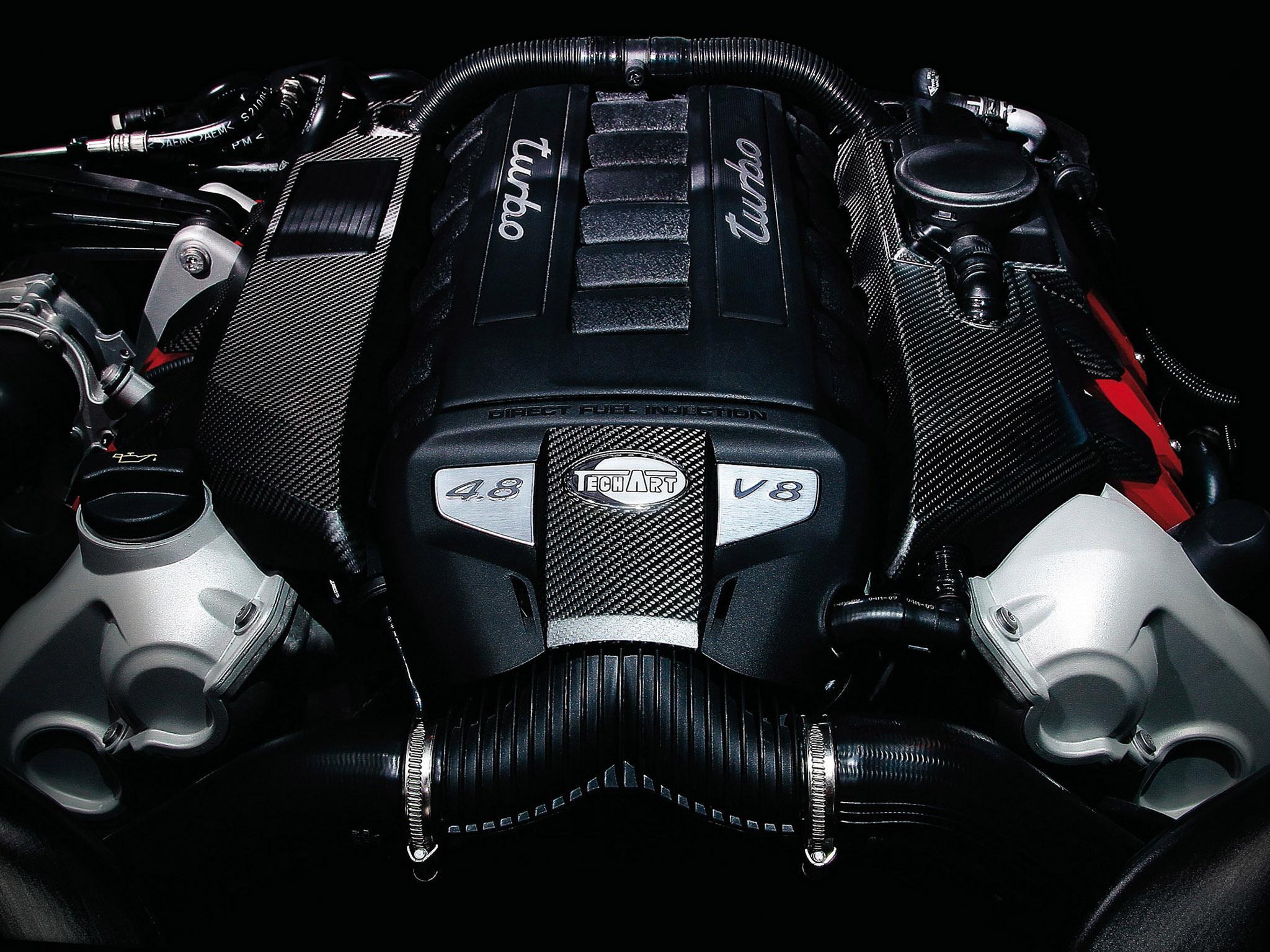 Картинка двигателя автомобиля в высоком разрешении