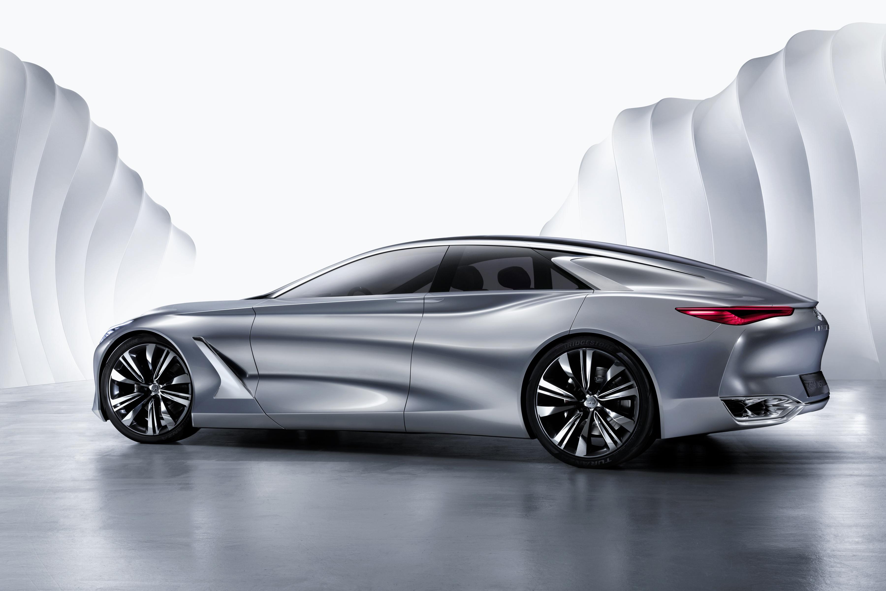 ... Car Photo, Q80 Concept, Supercar, Land Vehicle, Automotive Design,  Automobile Make, Concept Car, Luxury Vehicle, Toyota Ft Hs, Lamborghini  Estoque ...