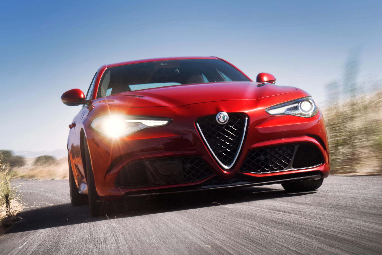 Wallpaper Sports Car Alfa Romeo Sedan Netcarshow Netcar Car