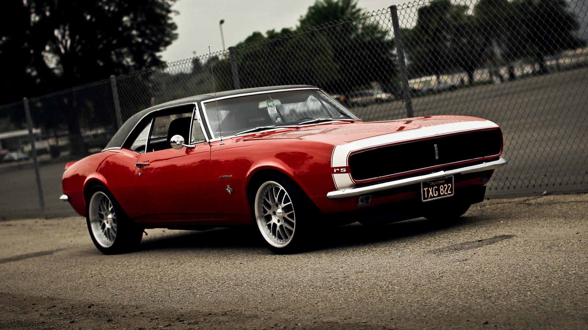 Wallpaper : Sports Car, American Cars, Chevrolet Camaro