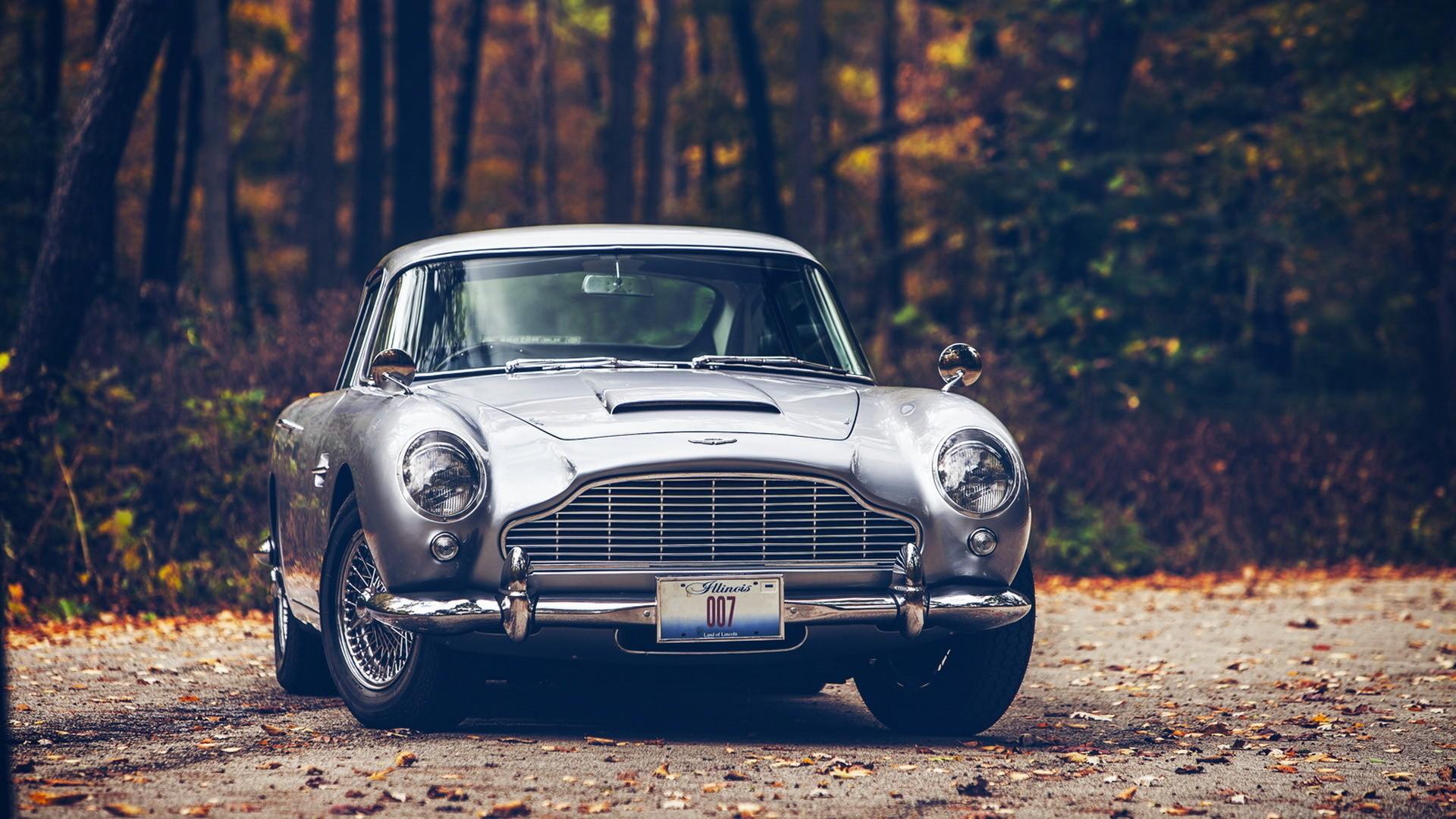 Wallpaper Sports Car Aston Martin Vintage Car Classic Car - Aston martin vintage