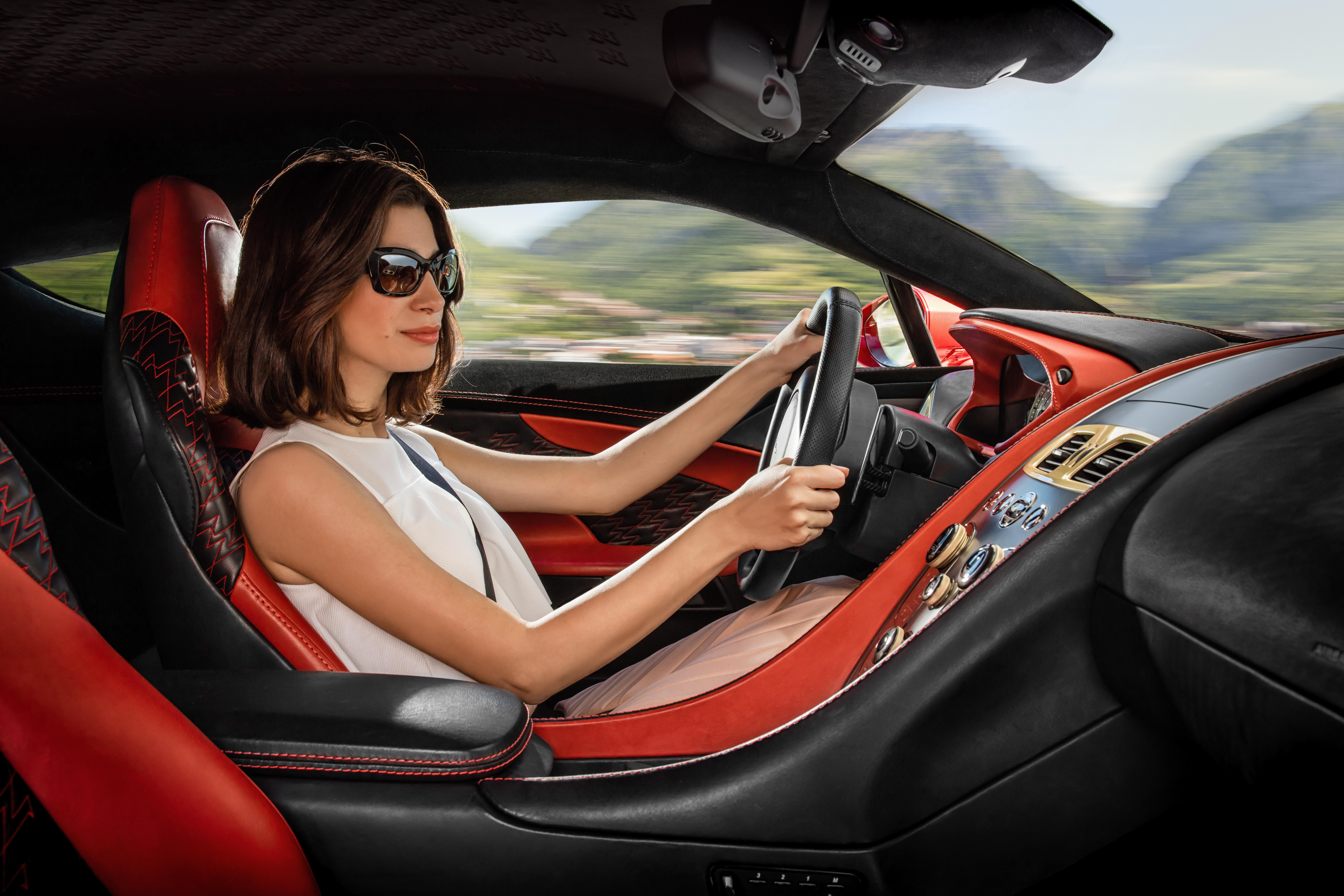 Картинки на авто для женщин