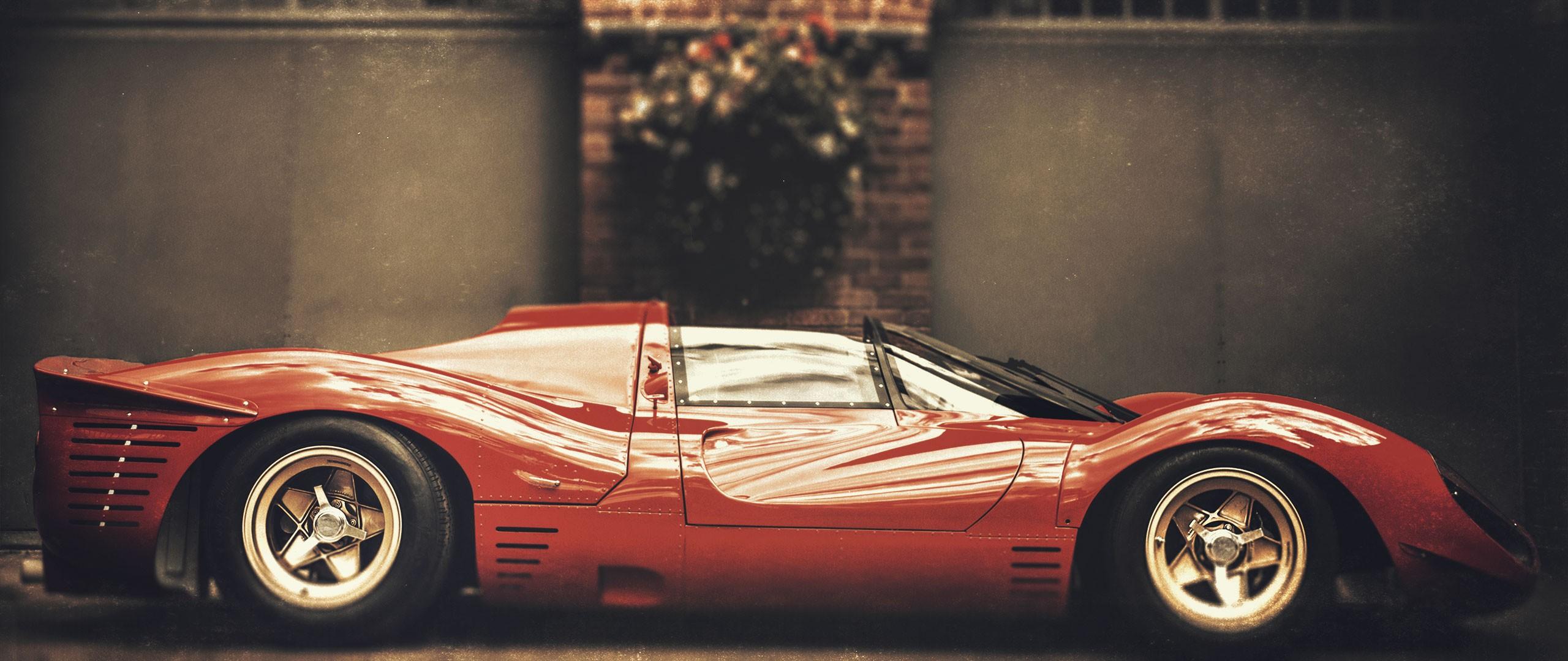 Wallpaper : Sports Car, Ferrari, Vintage Car, Supercar
