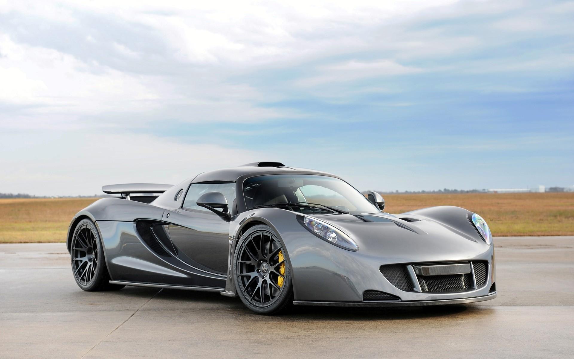 Wallpaper Sports Car Hennessey Venom Gt Lotus Exige
