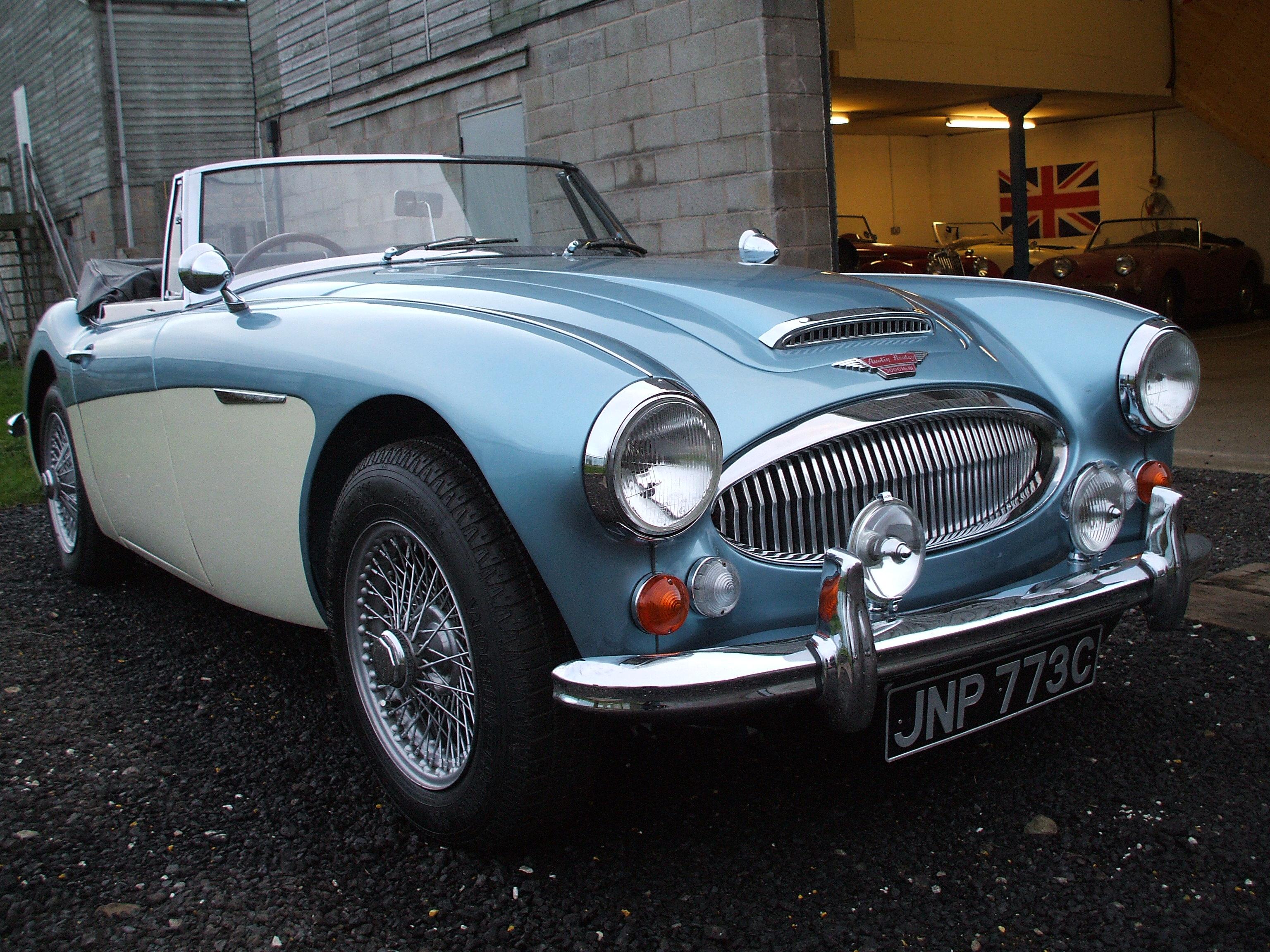 Hintergrundbilder : Fahrzeug, Sportwagen, Oldtimer ... | aston martin healey