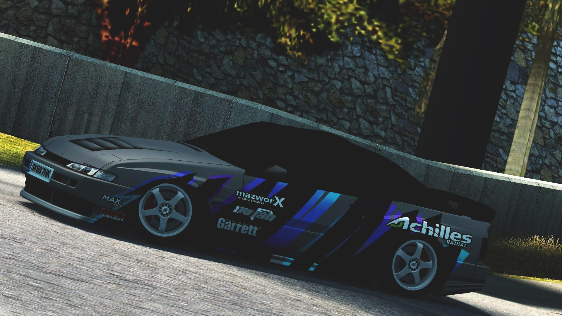 Wallpaper Sports Car Nissan Silvia Performance Car Live For