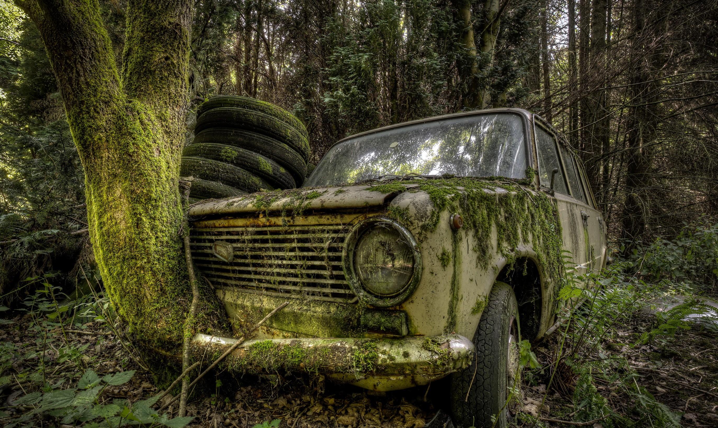 fond d 39 cran voiture v hicule pave voiture ancienne des bois v hicule terrestre. Black Bedroom Furniture Sets. Home Design Ideas