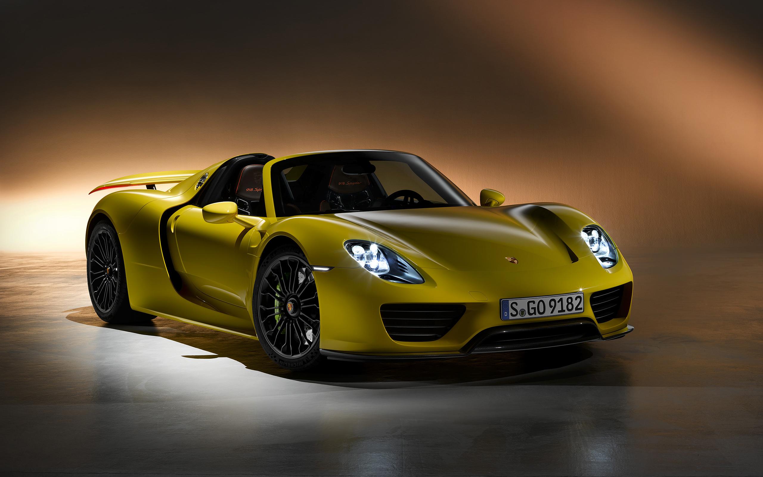 car-vehicle-yellow-Porsche-side-view-sports-car-performance-car-Spyder-supercar-land-vehicle-automotive-design-automobile-make-luxury-vehicle-porsche-918-580196 Interesting Hinh Anh Xe Porsche 918 Spyder Cars Trend