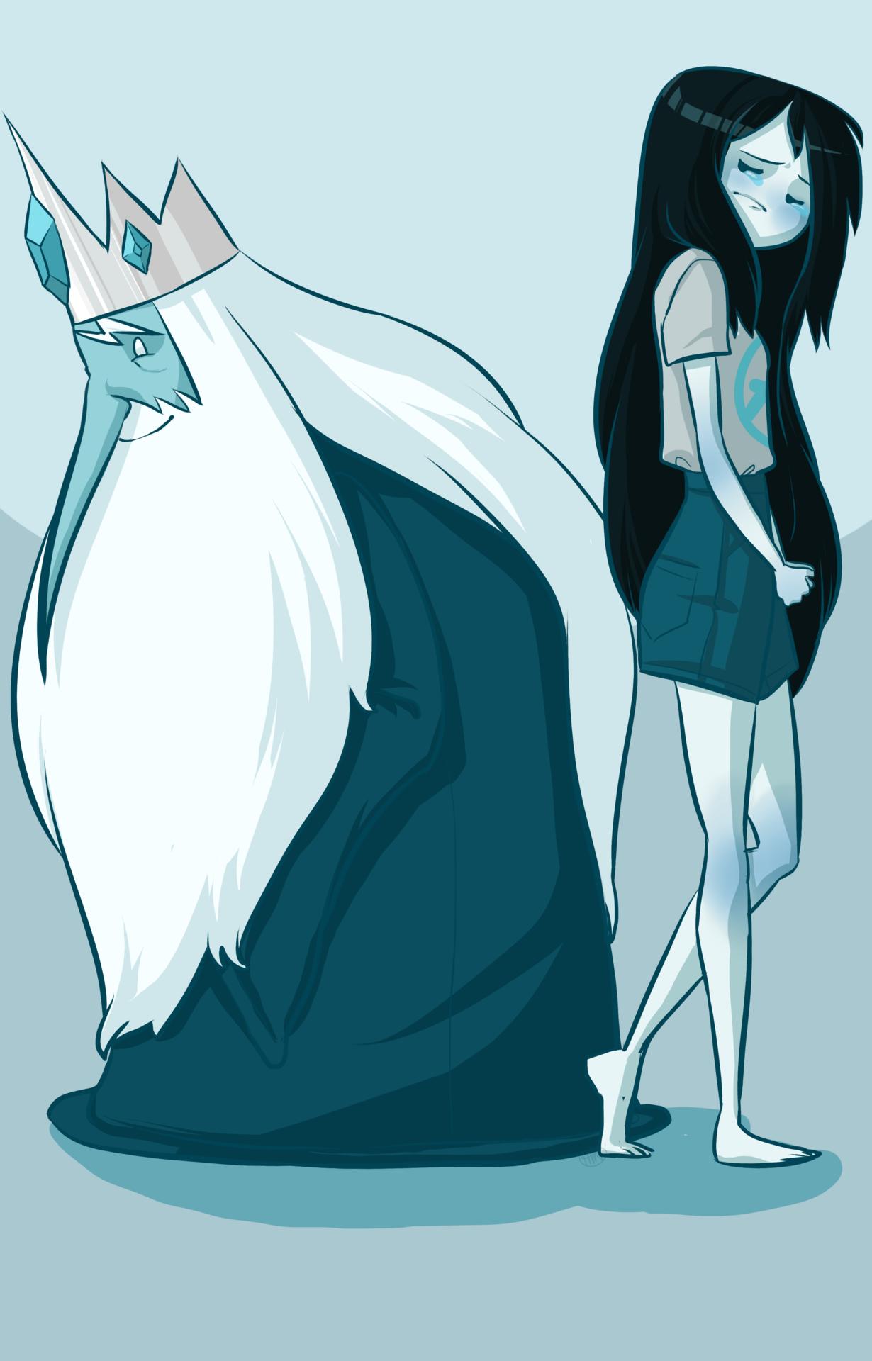 Beliebt Bevorzugt Hintergrundbilder : Karikatur, Abenteuer-Zeit, Marceline die #HK_62