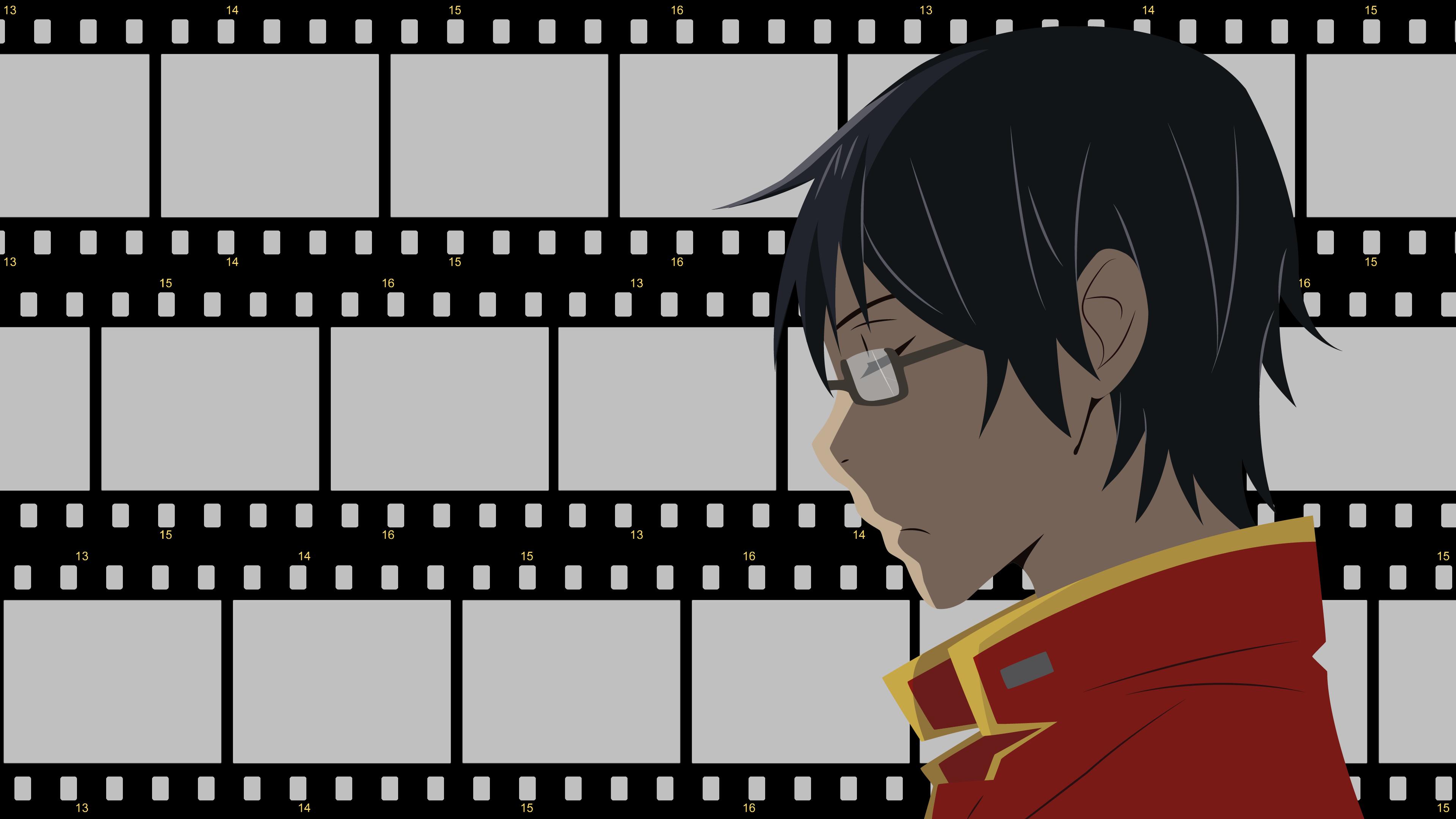 Wallpaper Cartoon Boku Dake Ga Inai Machi Person Screenshot