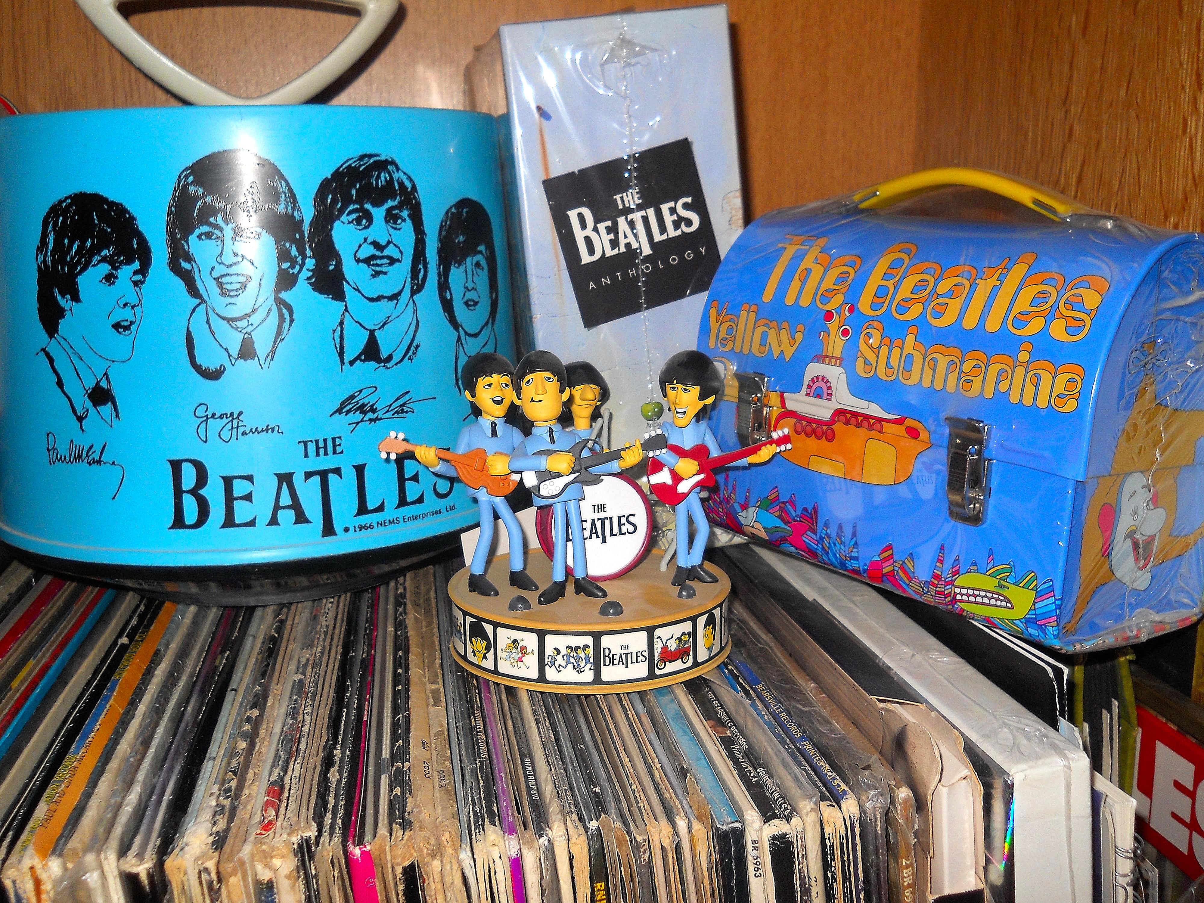 Wallpaper Cartoon Beatles Recreation Product Thebeatles