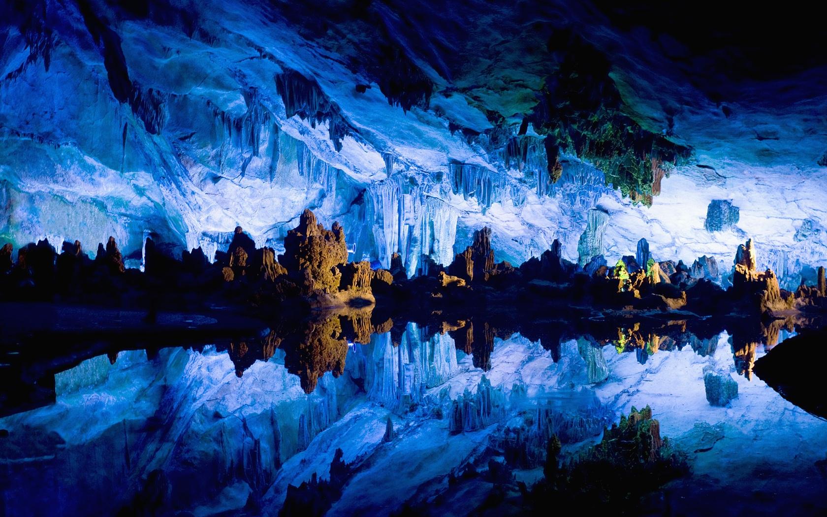 красивые пещеры мира фото блоки, как