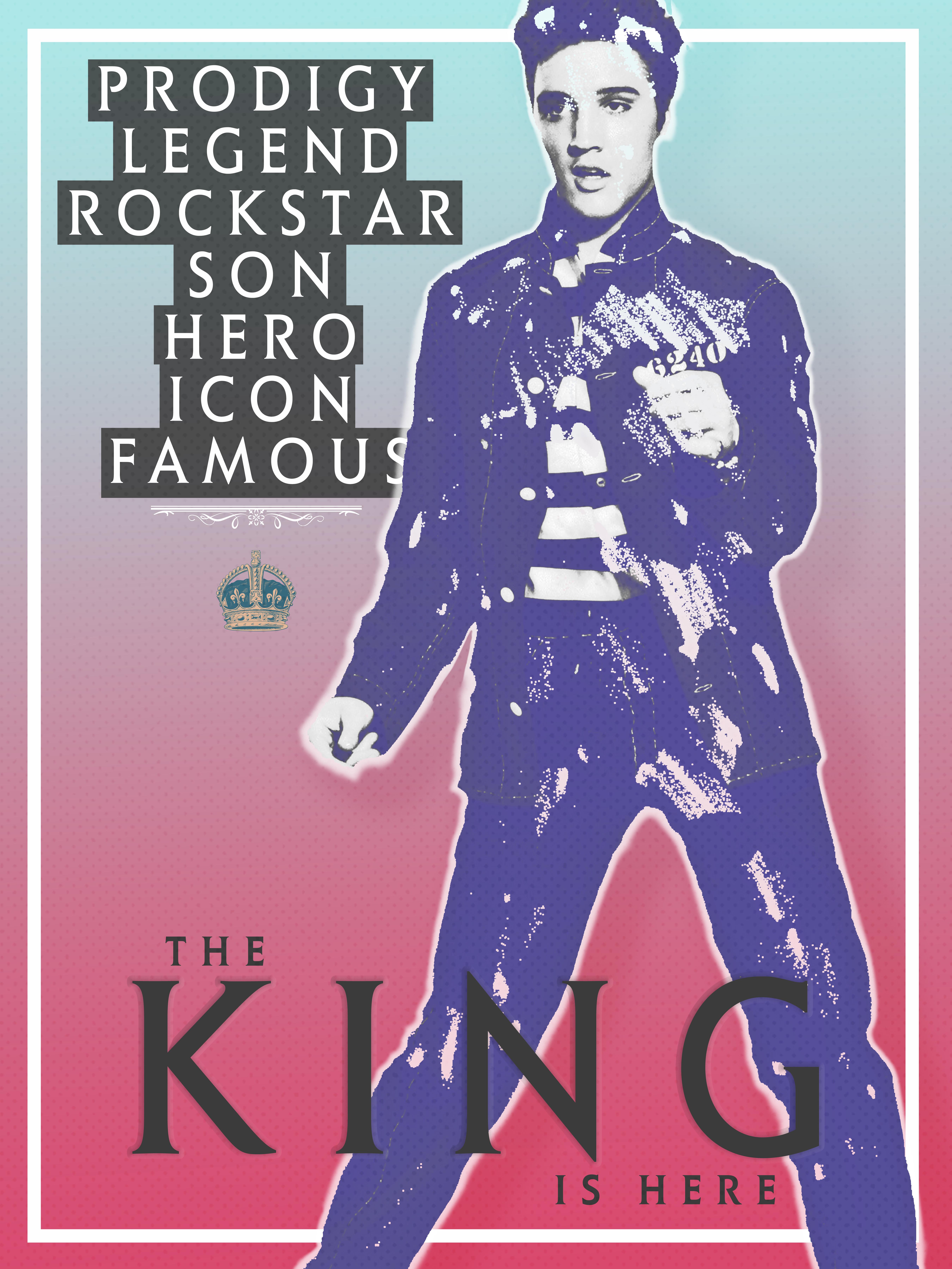 5c708d2eb1e94 Hintergrundbilder : Berühmtheit, Elvis Presley, Poster 5400x7200 ...