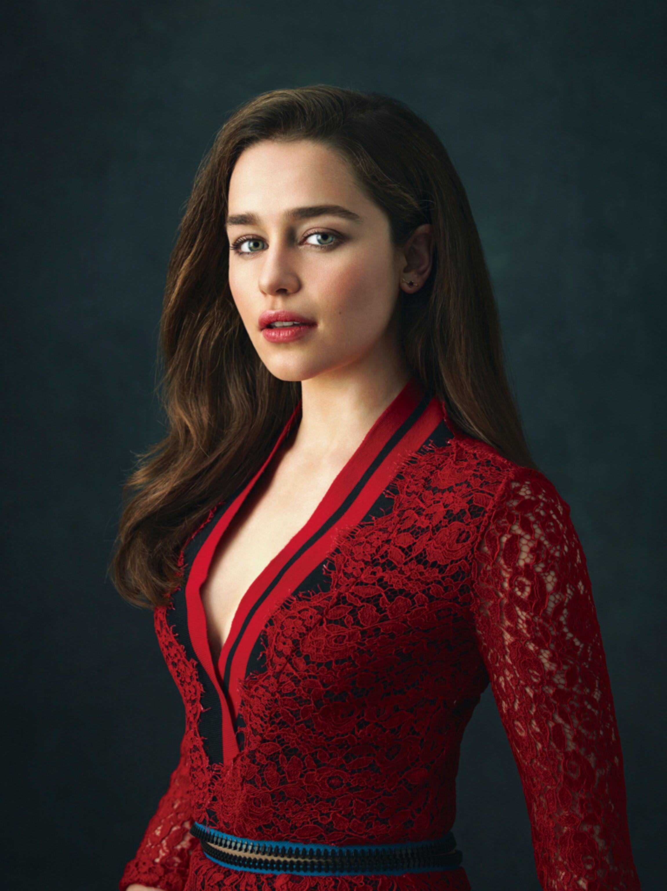 Wallpaper Celebrity Game Of Thrones Emilia Clarke Women