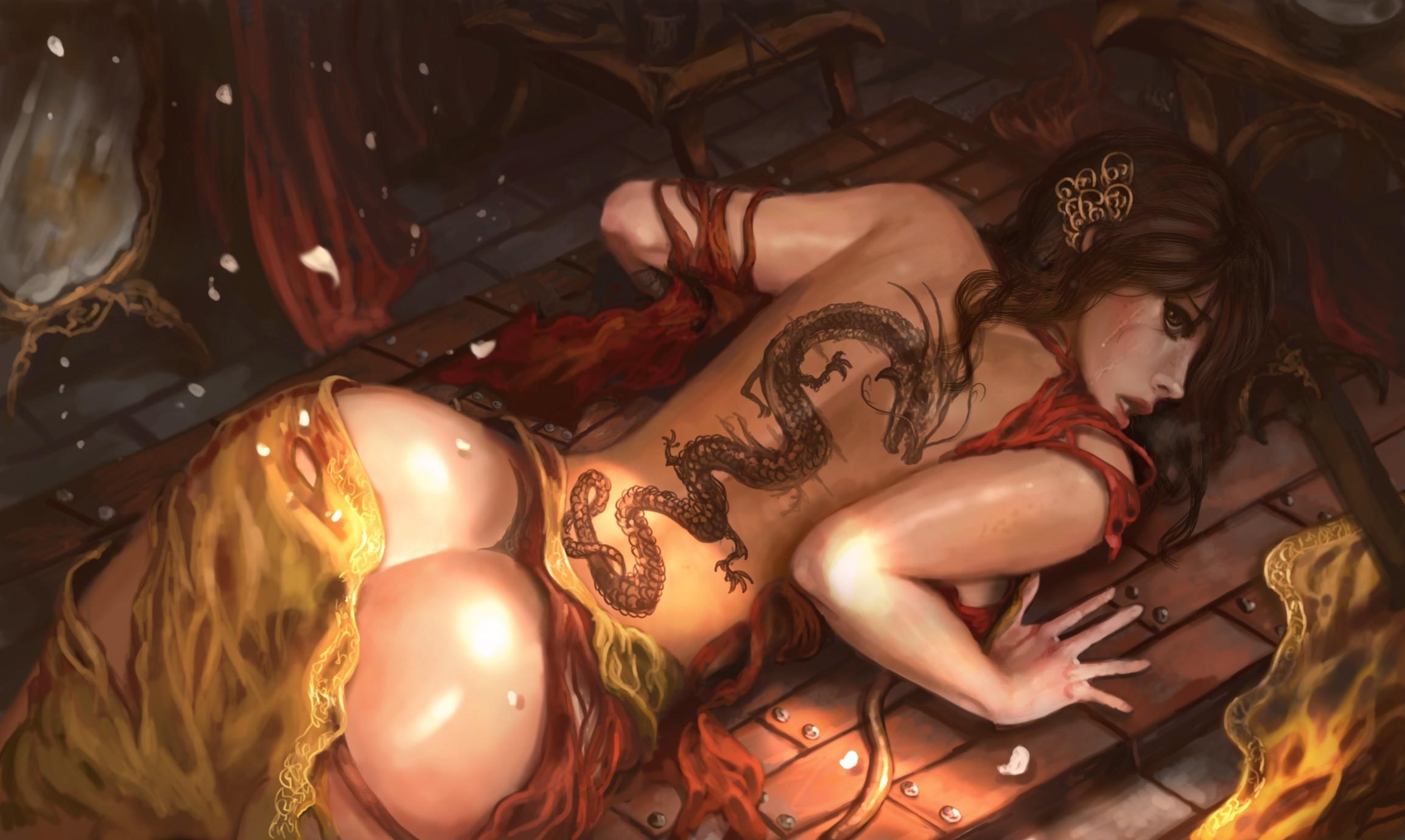 sex-girl-nude-fantasy-art-indian-women-sex-boobs